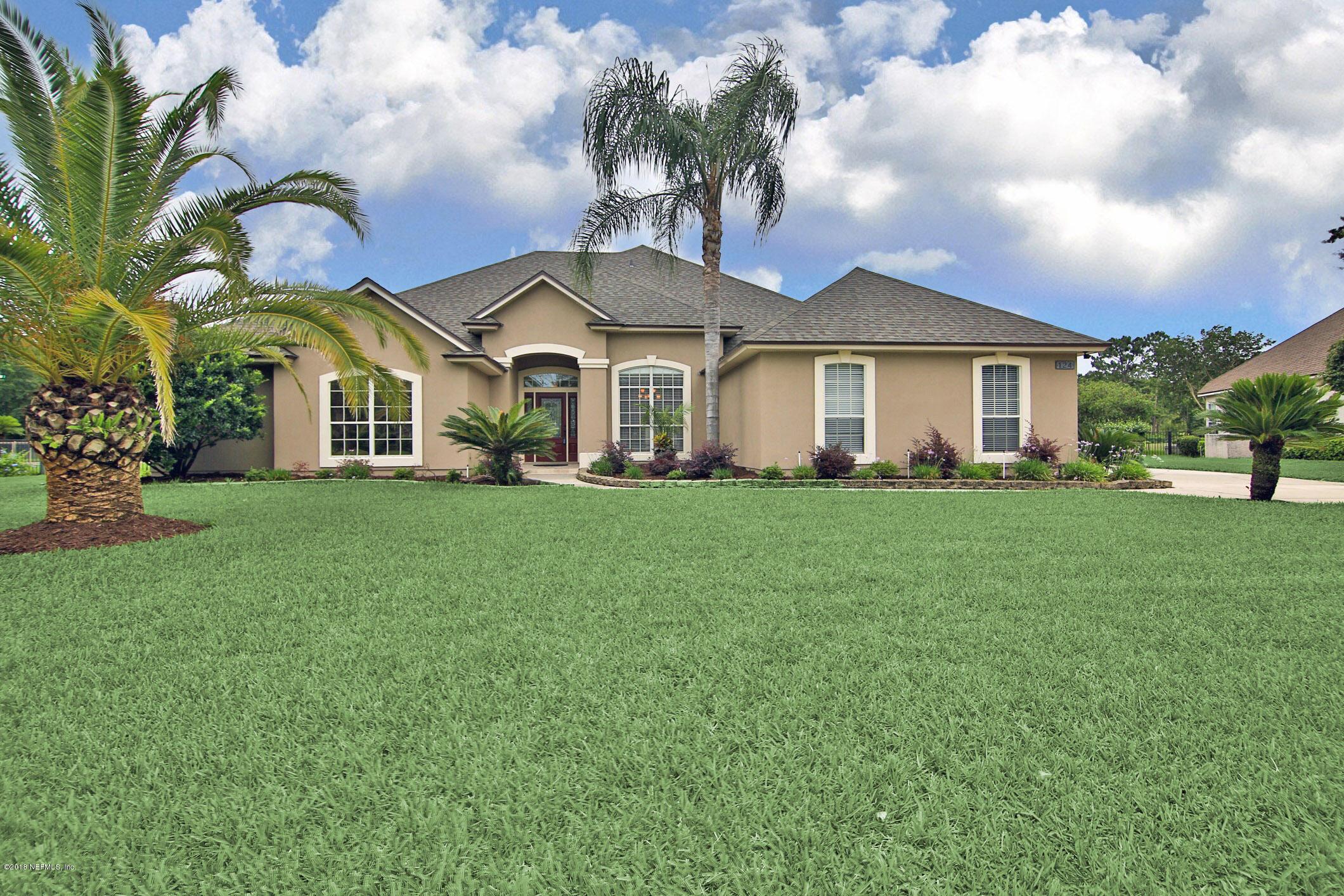 124  CATTAIL CIR, Saint Johns in ST. JOHNS County, FL 32259 Home for Sale