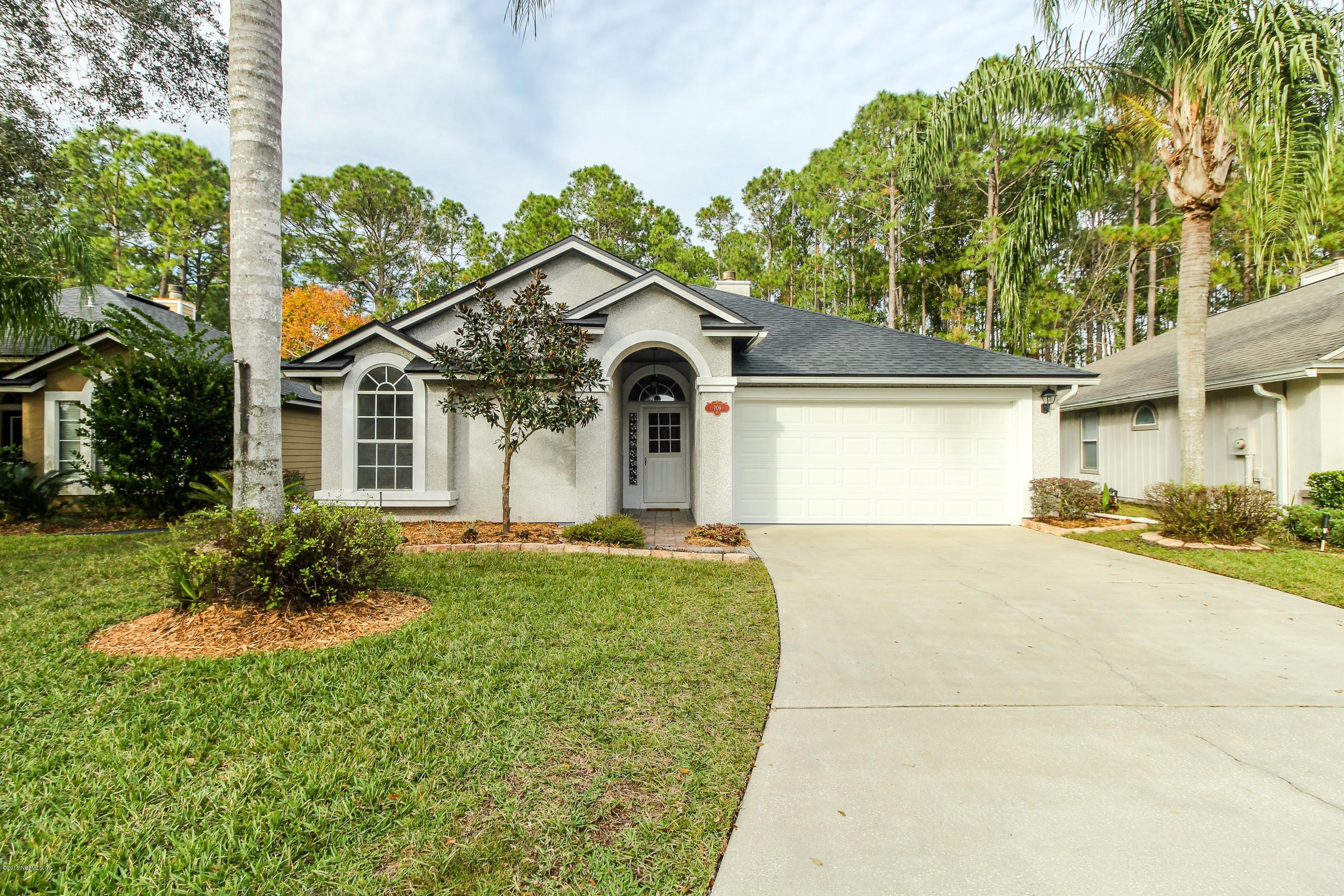 709  LOCKWOOD LN, Julington Creek in ST. JOHNS County, FL 32259 Home for Sale
