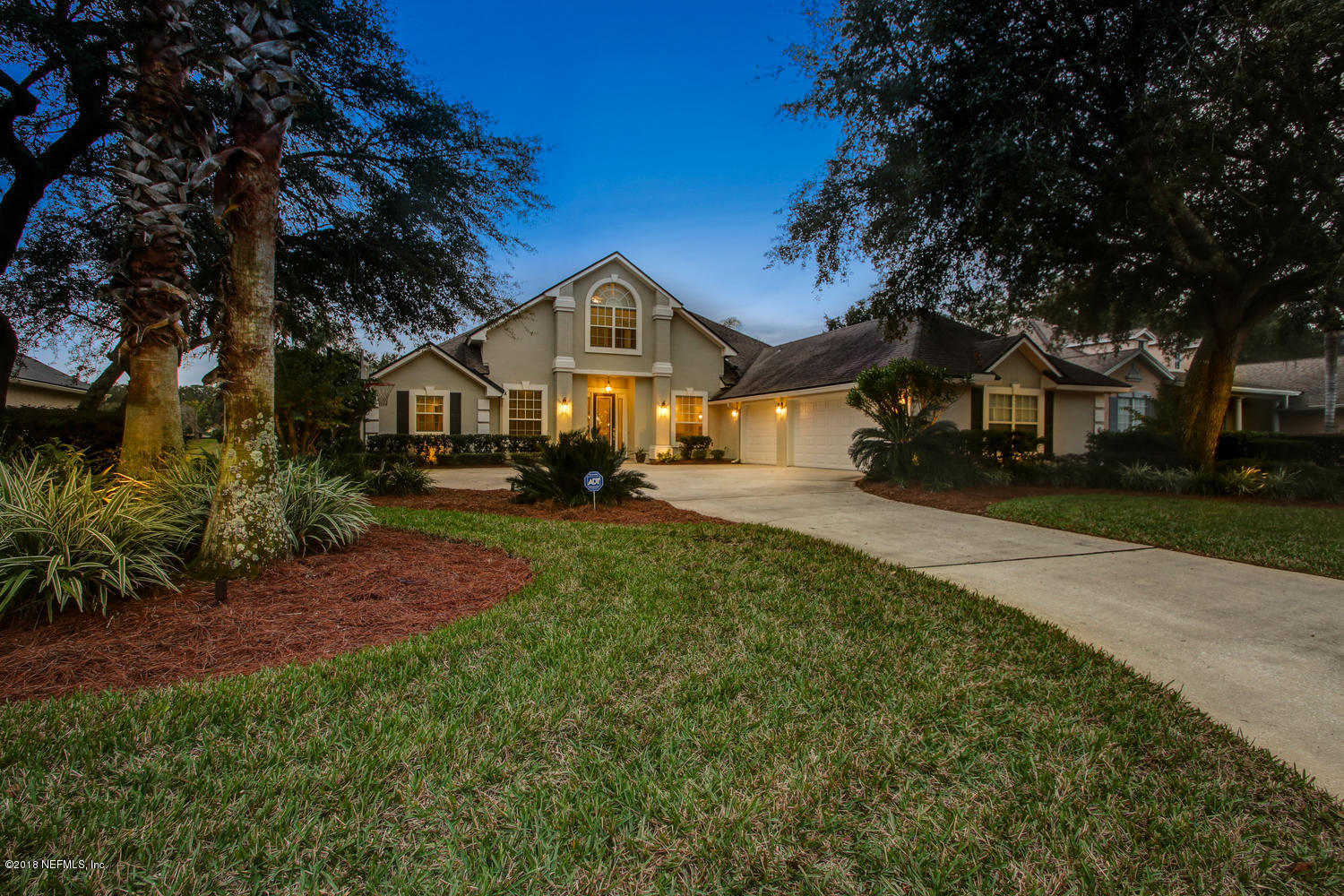 1261 N BURGANDY TRL, St Johns, Florida