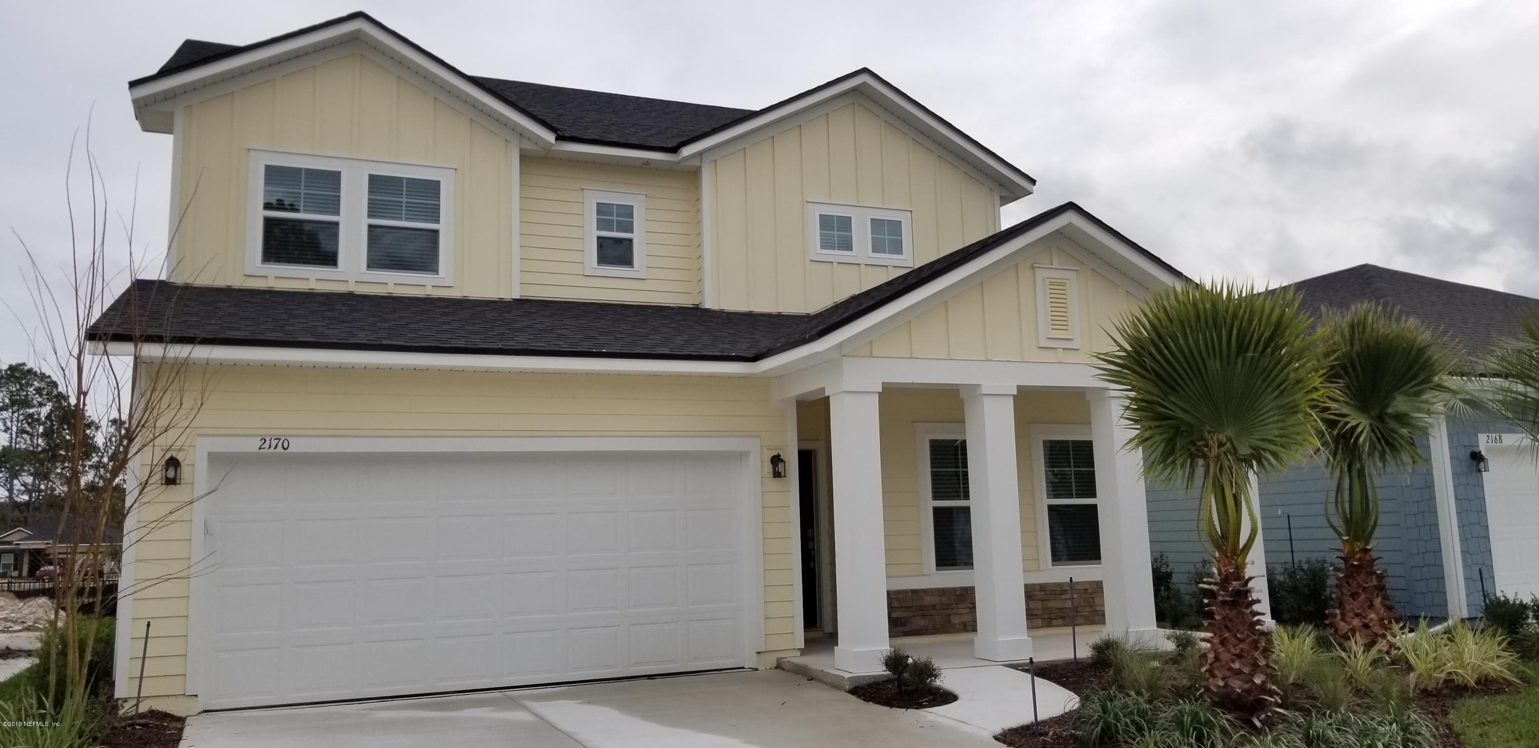 2170  EAGLE TALON CIR, Fleming Island, Florida