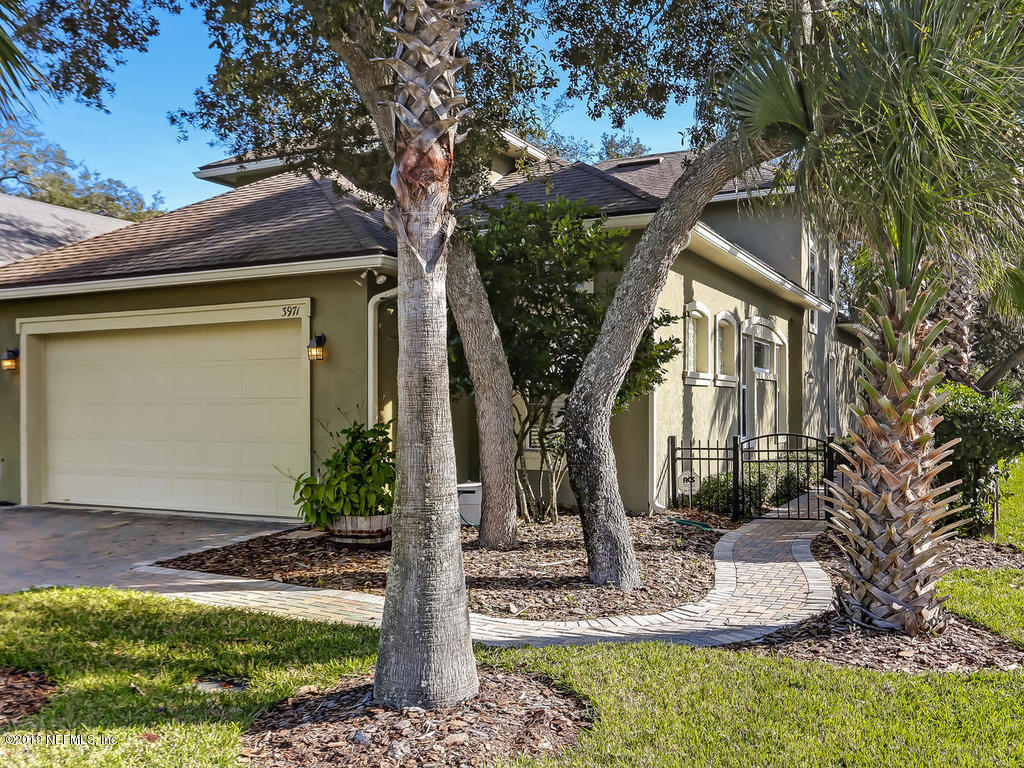 3971  PALM WAY, Jacksonville Beach, Florida