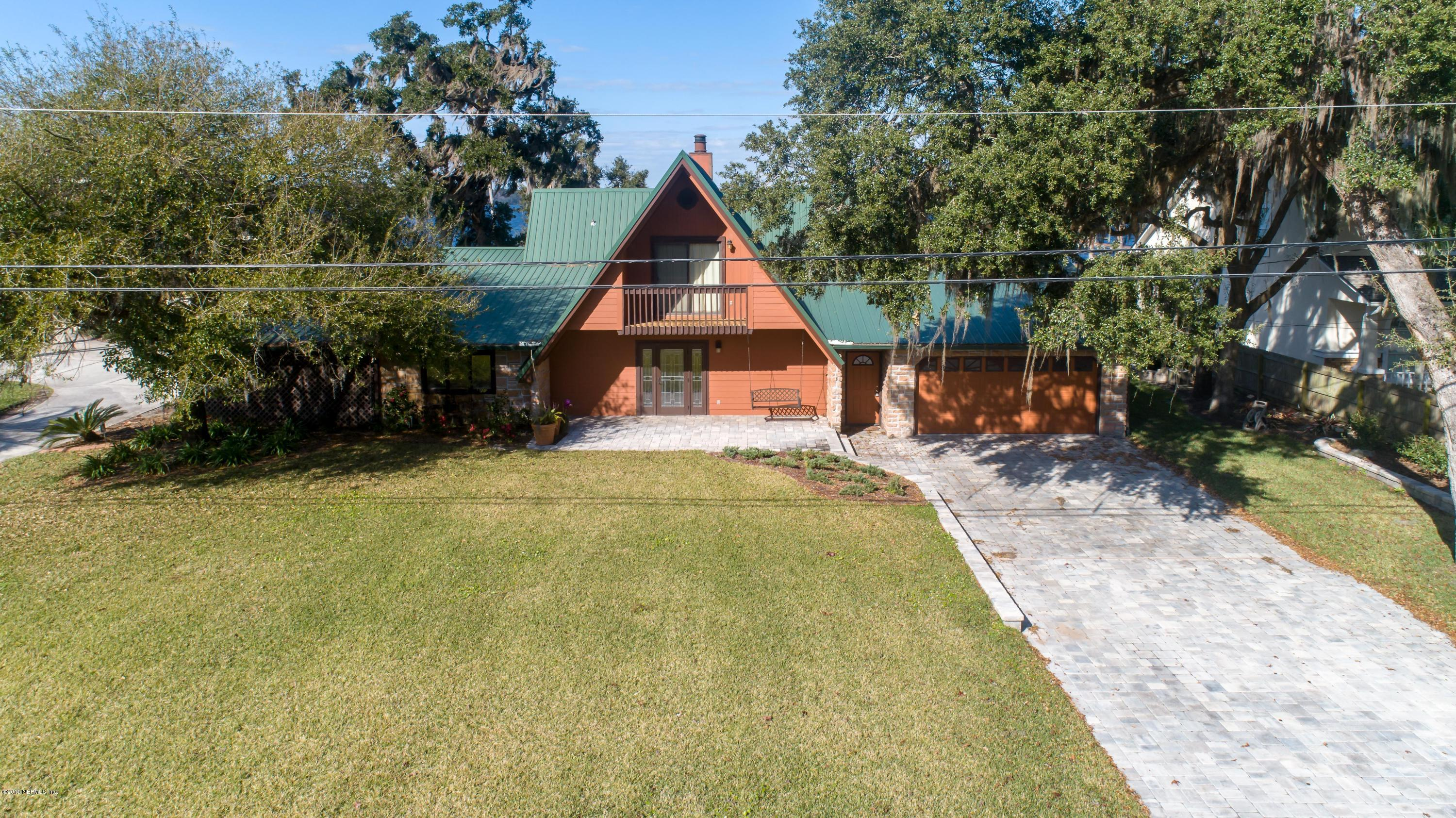 One of Fleming Island 5 Bedroom Homes for Sale at 2135 N LAKESHORE DR