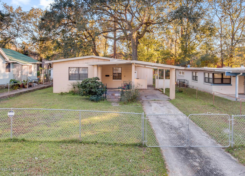3226 COLLEGE, JACKSONVILLE, FLORIDA 32205, 3 Bedrooms Bedrooms, ,1 BathroomBathrooms,Residential,For sale,COLLEGE,1080843