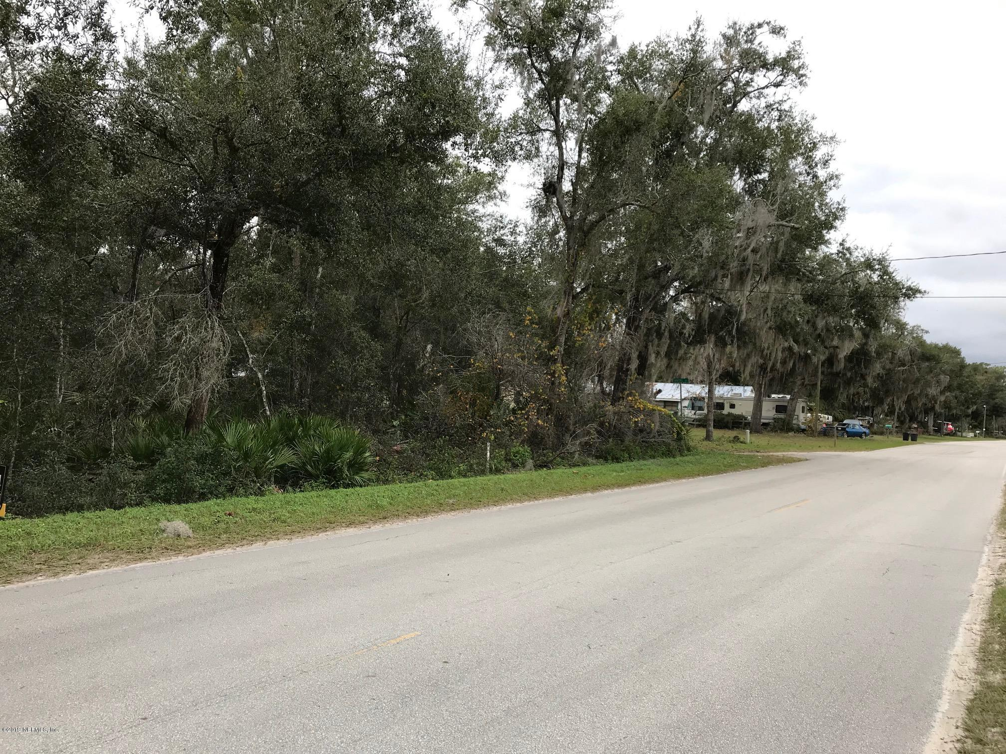 00 OLD HWY 17, CRESCENT CITY, FLORIDA 32112, ,Vacant land,For sale,OLD HWY 17,974944