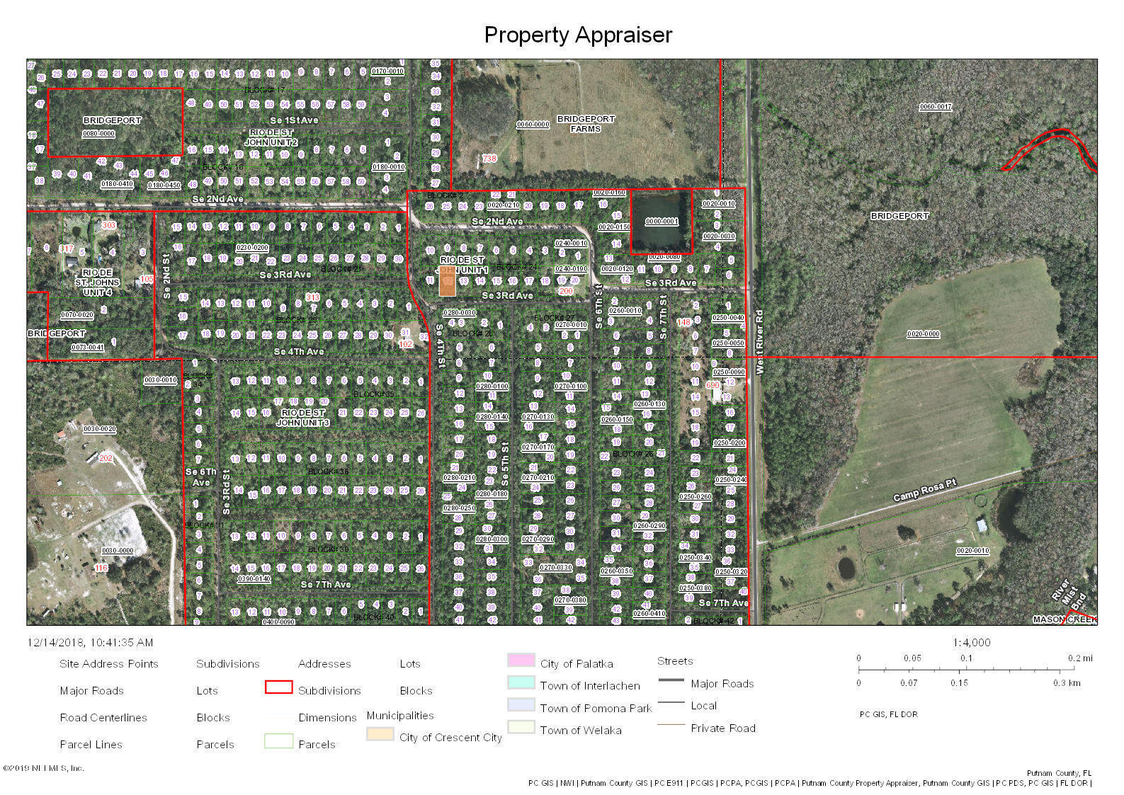 216 3RD, PALATKA, FLORIDA 32177, ,Vacant land,For sale,3RD,975093