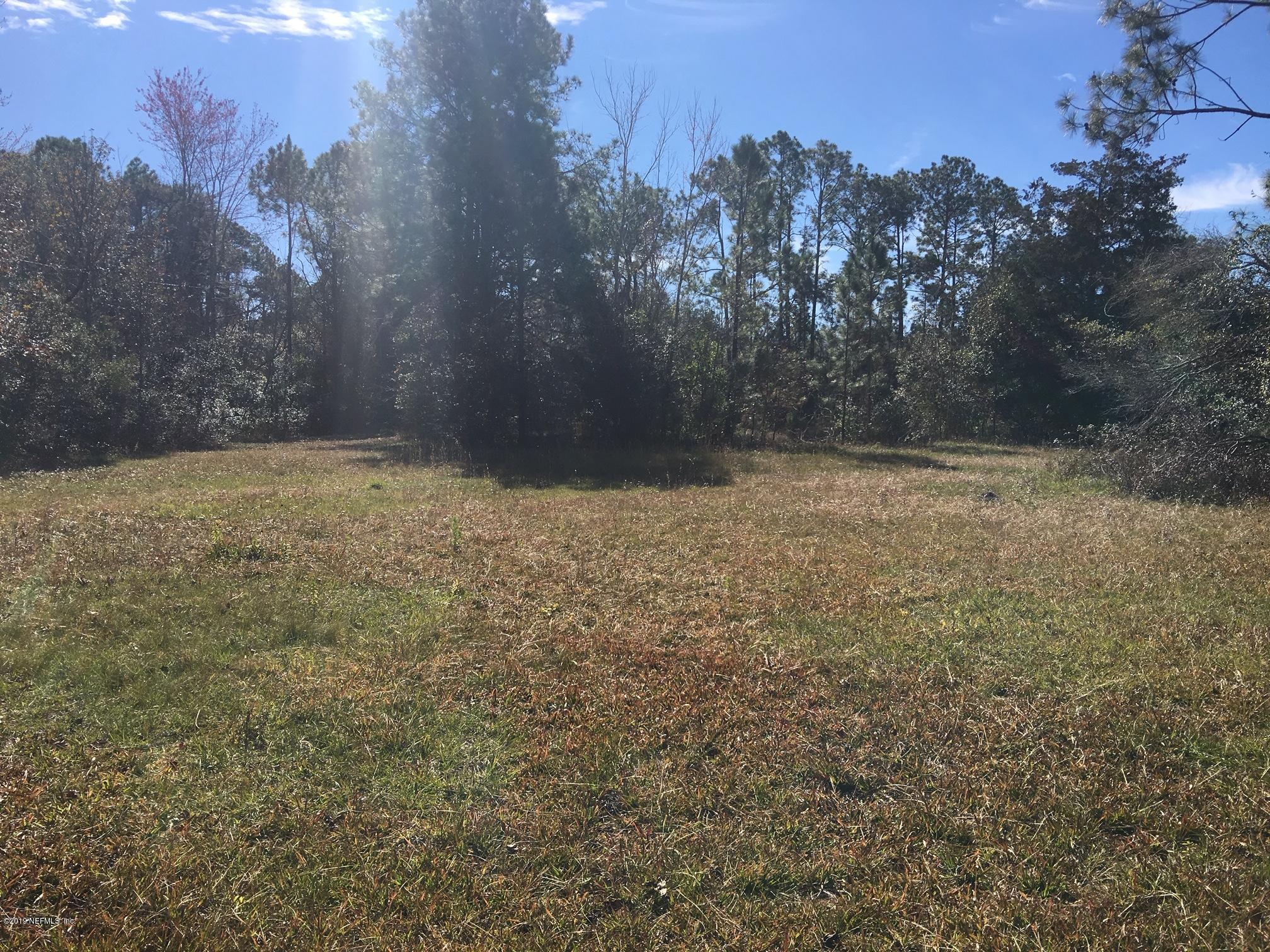 2085 CARTER, ST AUGUSTINE, FLORIDA 32084, ,Vacant land,For sale,CARTER,975230