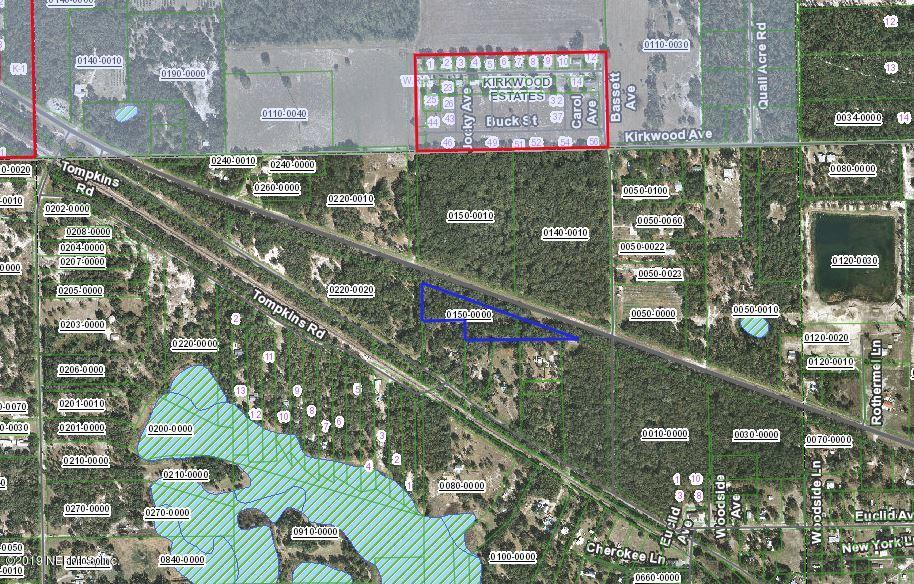 000 HIGHWAY 17, POMONA PARK, FLORIDA 32181, ,Vacant land,For sale,HIGHWAY 17,976610
