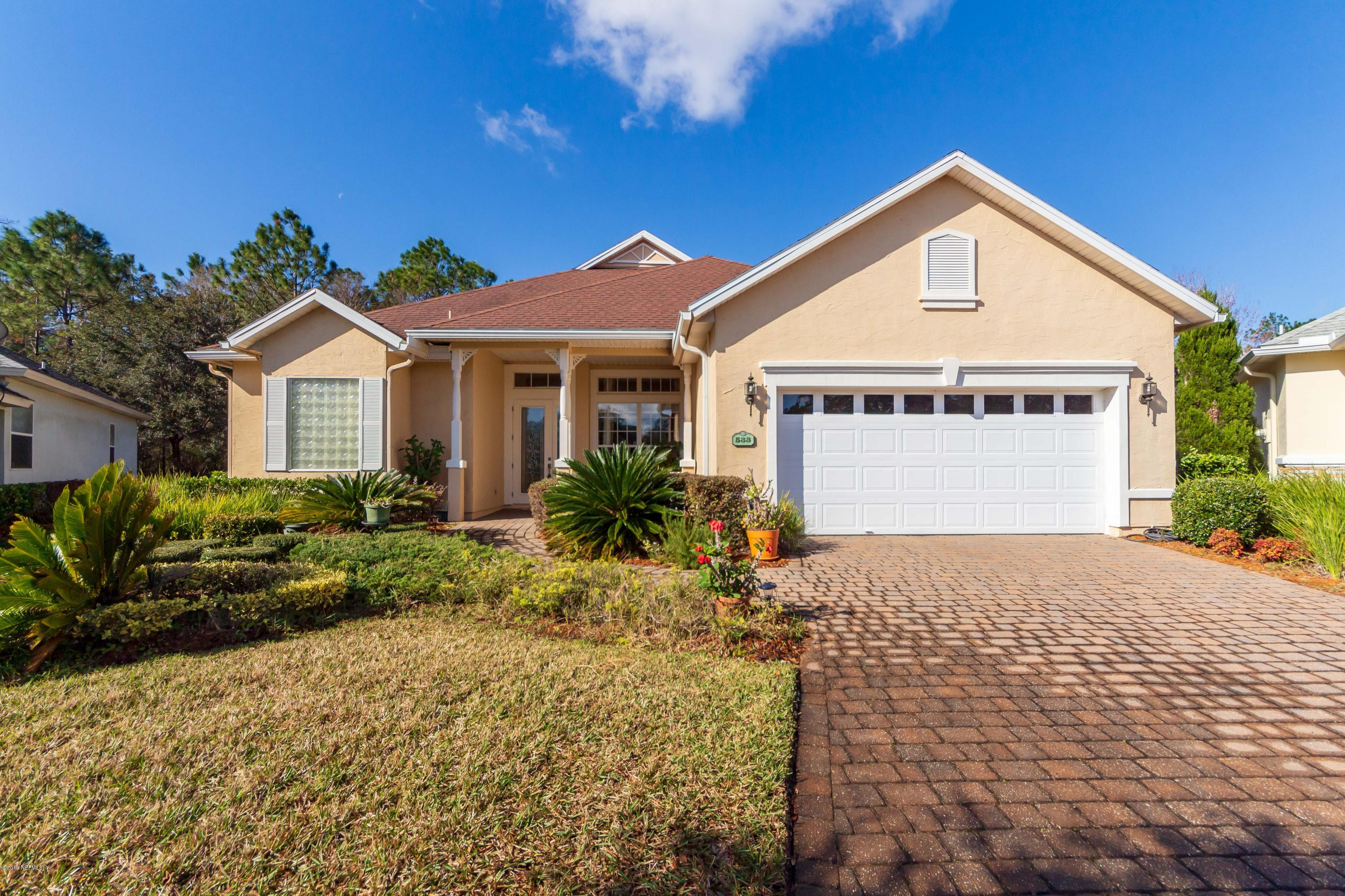 533 OLYMPIC CIR ST AUGUSTINE - 1