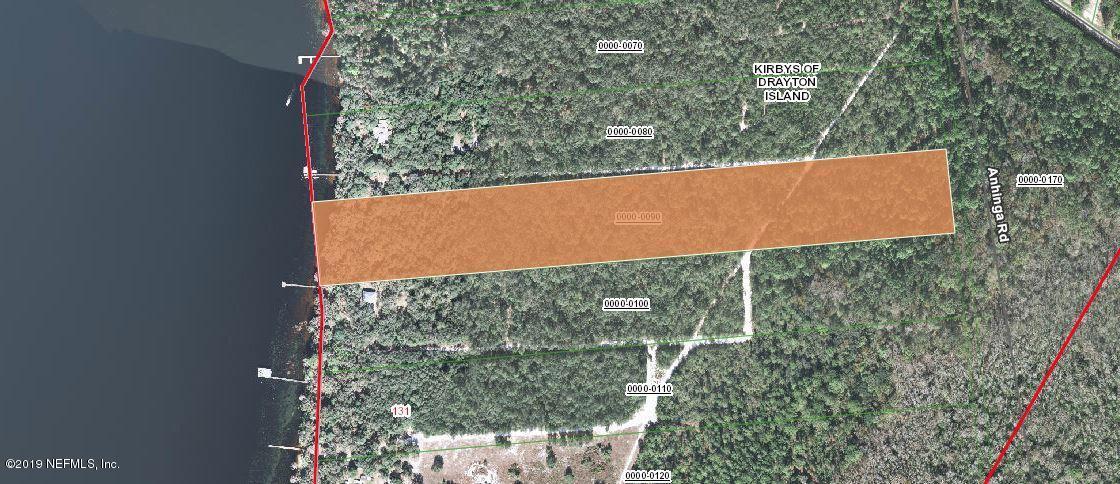000 ANHINGA, GEORGETOWN, FLORIDA 32139, ,Vacant land,For sale,ANHINGA,977949
