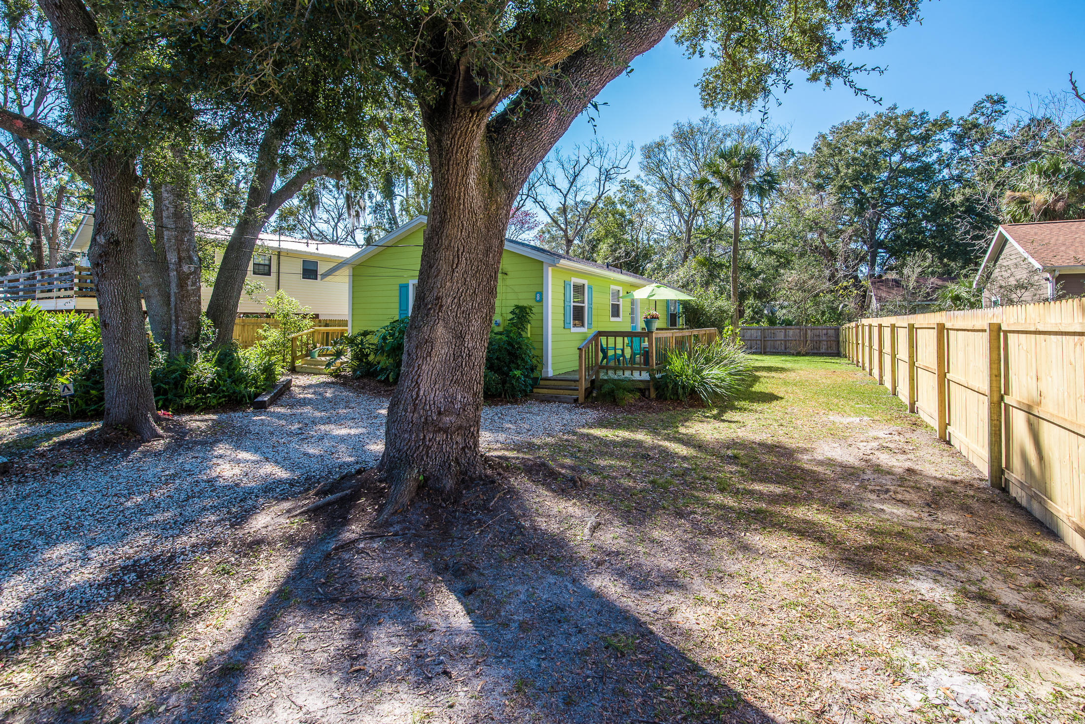 8 NESMITH AVE ST AUGUSTINE - 40