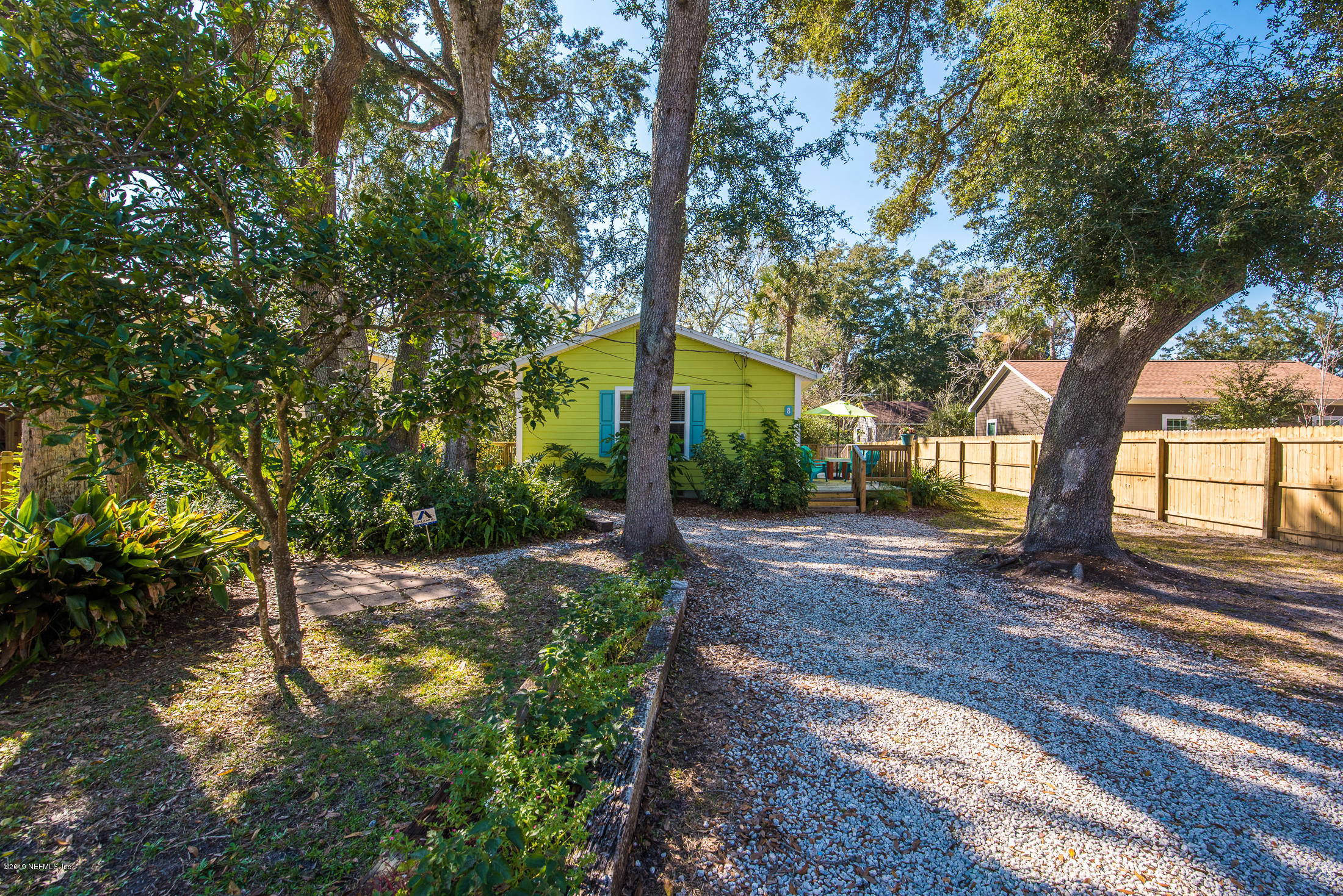 8 NESMITH AVE ST AUGUSTINE - 45