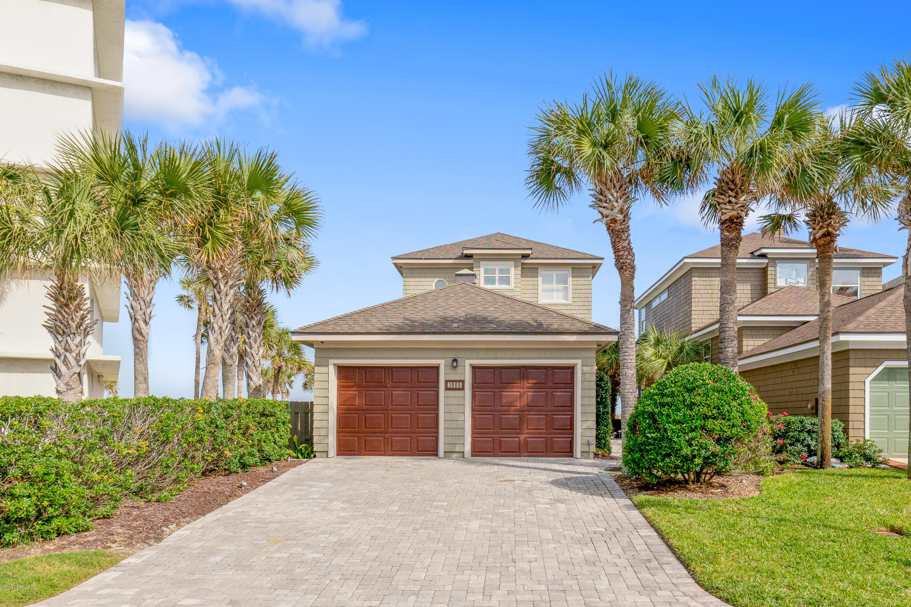 1805  OCEAN DR S, Jacksonville Beach, Florida 3 Bedroom as one of Homes & Land Real Estate