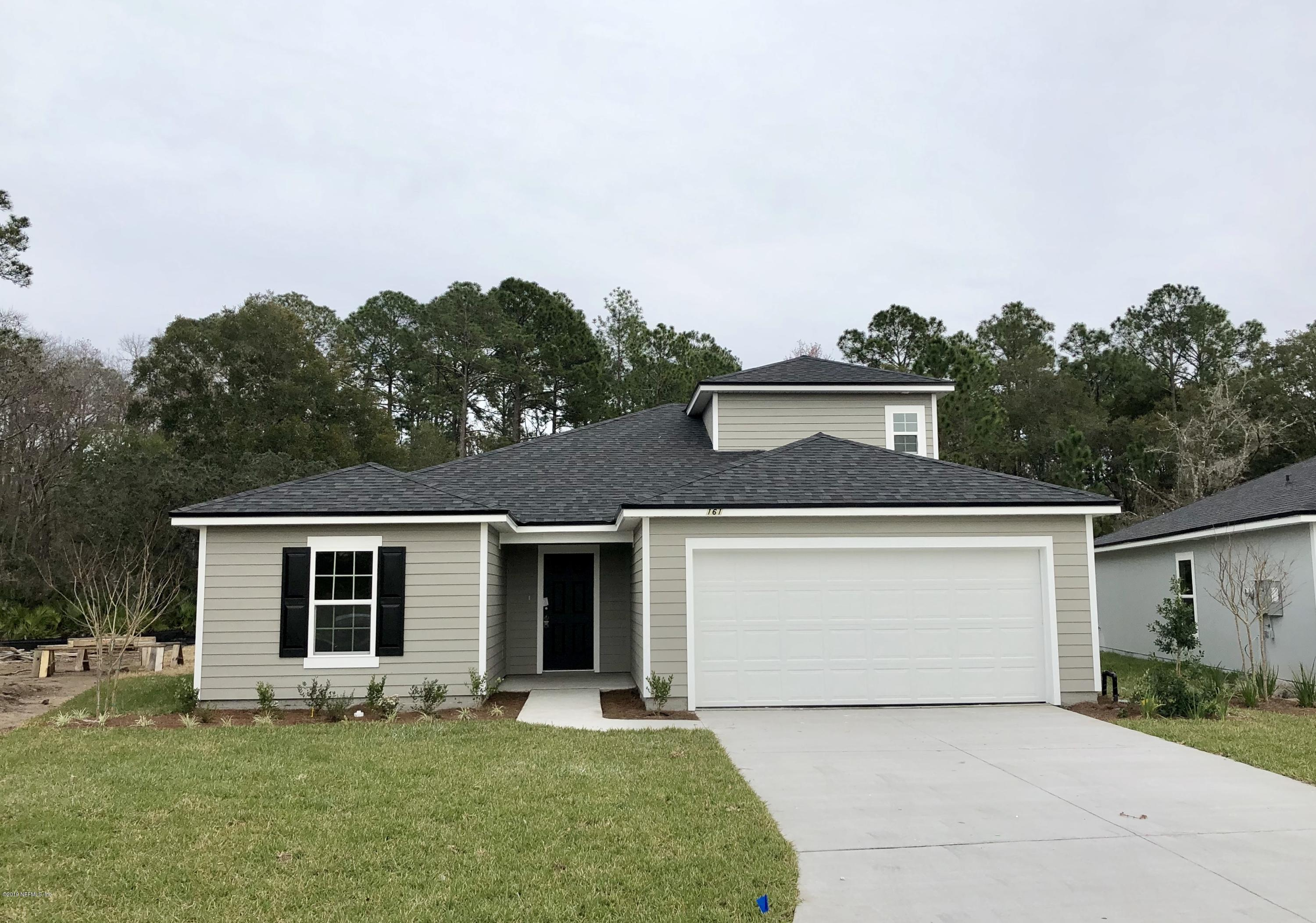 161 SAWMILL FOREST CT ST AUGUSTINE - 1