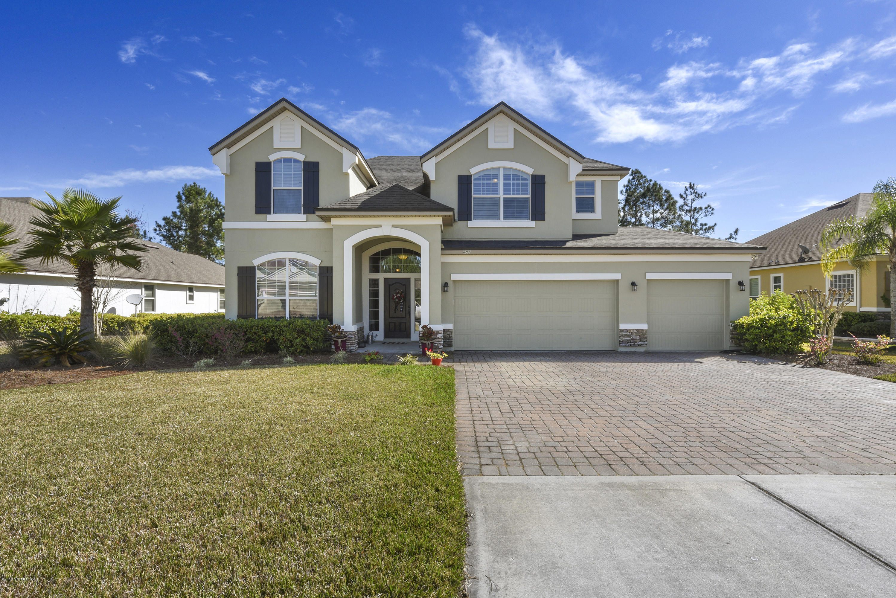 887  NOTTAGE HILL ST, Julington Creek in ST. JOHNS County, FL 32259 Home for Sale