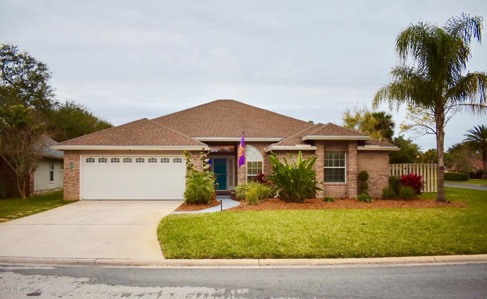 Photo of 3516 HERON, JACKSONVILLE BEACH, FL 32250