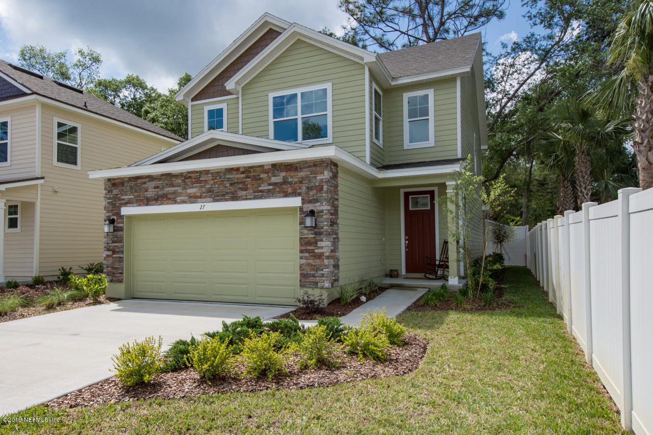 27 MOULTRIE CREEK CIR ST AUGUSTINE - 1