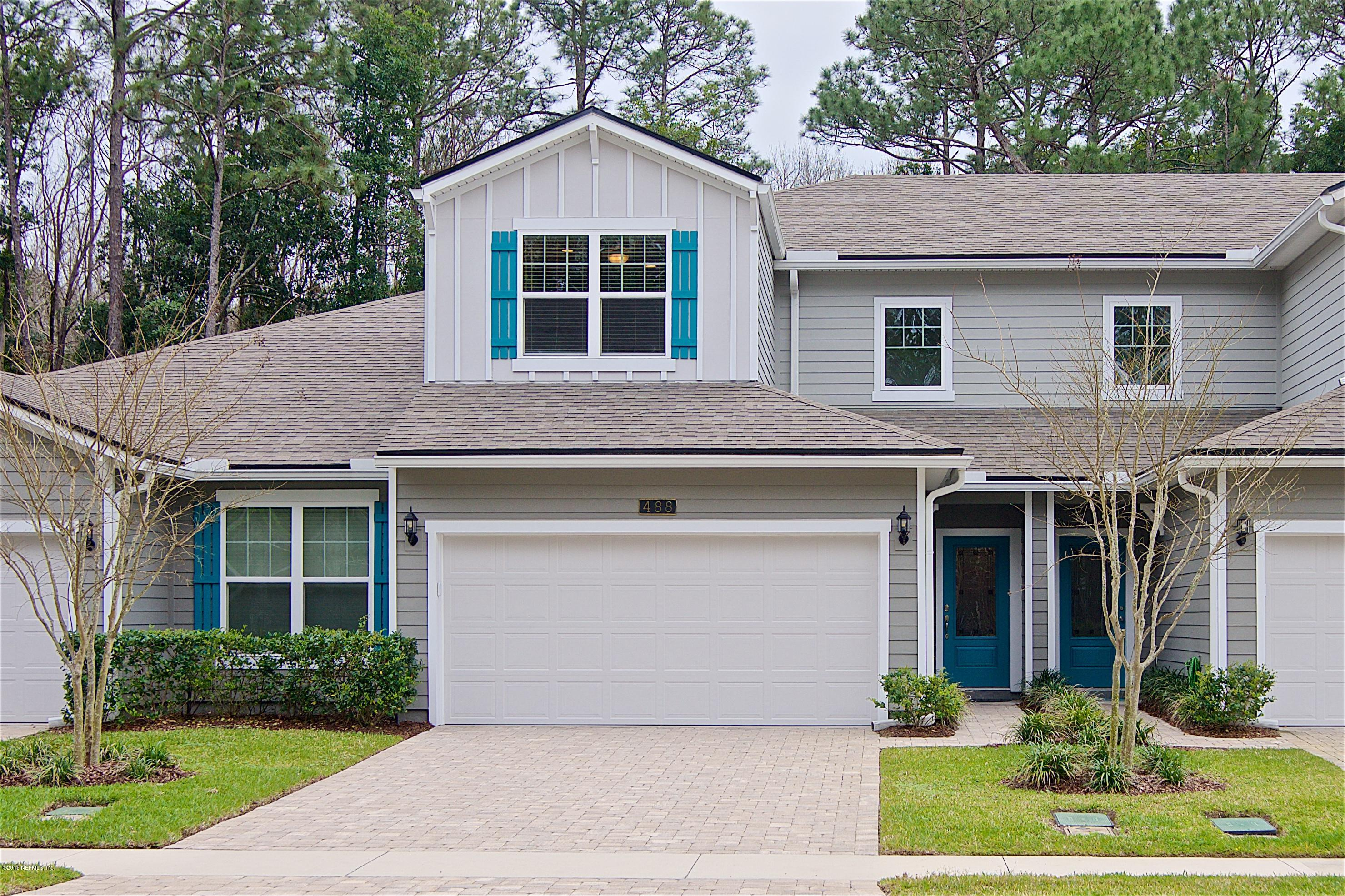 488 COCONUT PALM PKWY PONTE VEDRA BEACH - 1