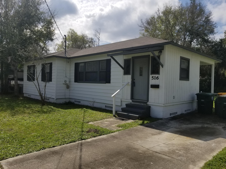 Photo of 516 LAURINA, JACKSONVILLE, FL 32216