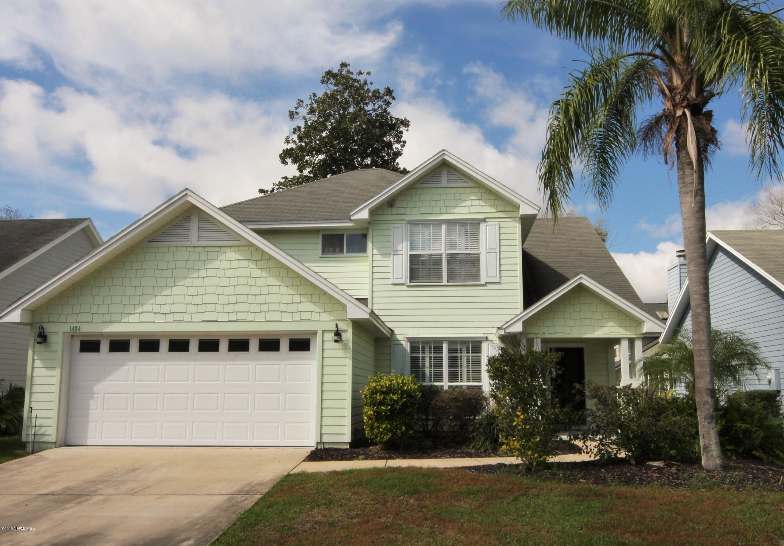 1484  LAUREL WAY, Atlantic Beach in DUVAL County, FL 32233 Home for Sale