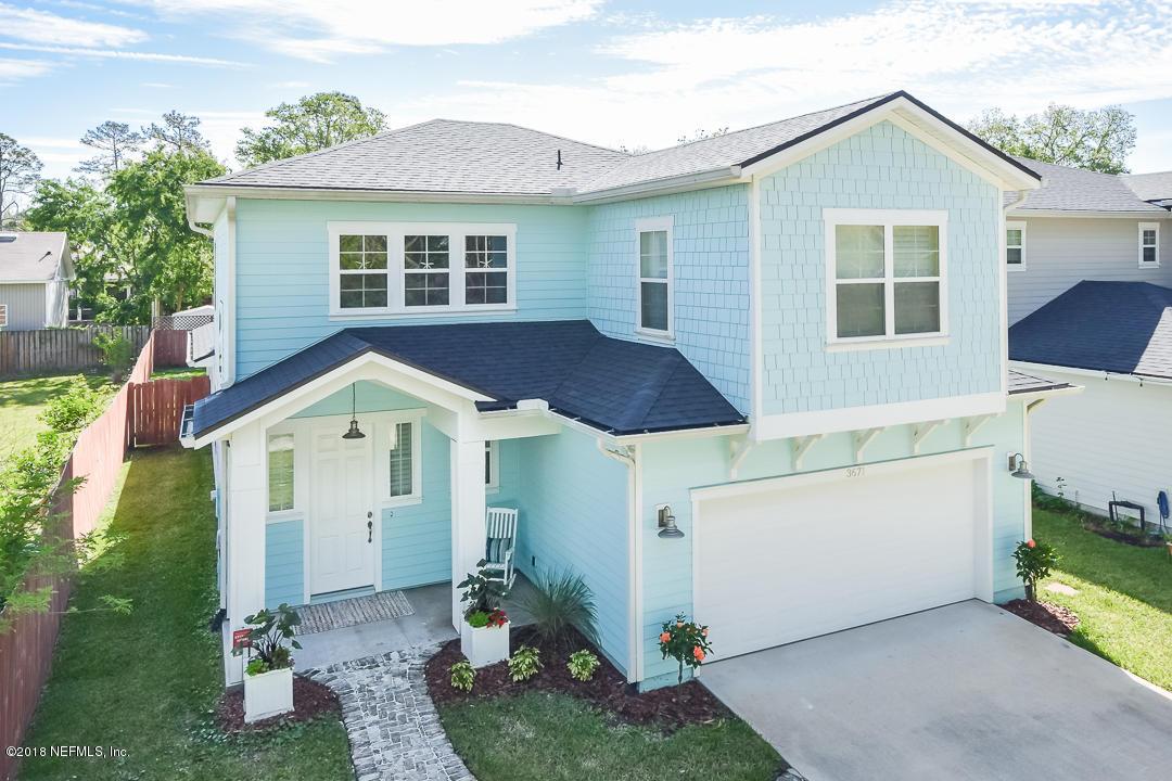 3671  AMERICA AVE, Jacksonville Beach, Florida