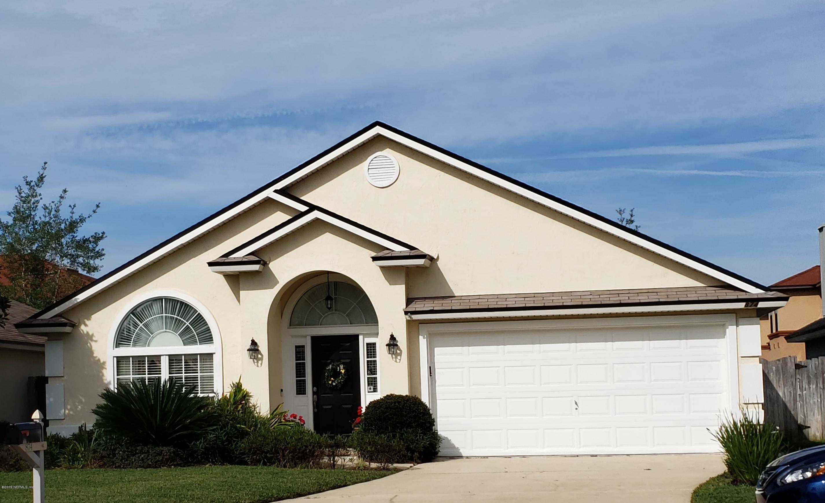 874 S LILAC LOOP, Jacksonville, Florida