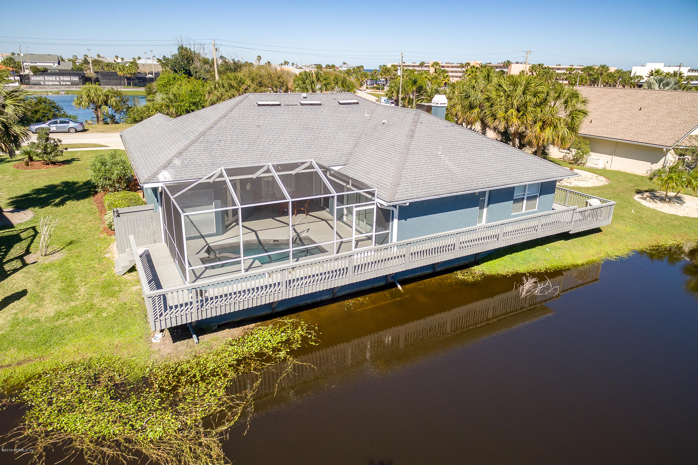 15 OCEAN TRACE RD ST AUGUSTINE - 31