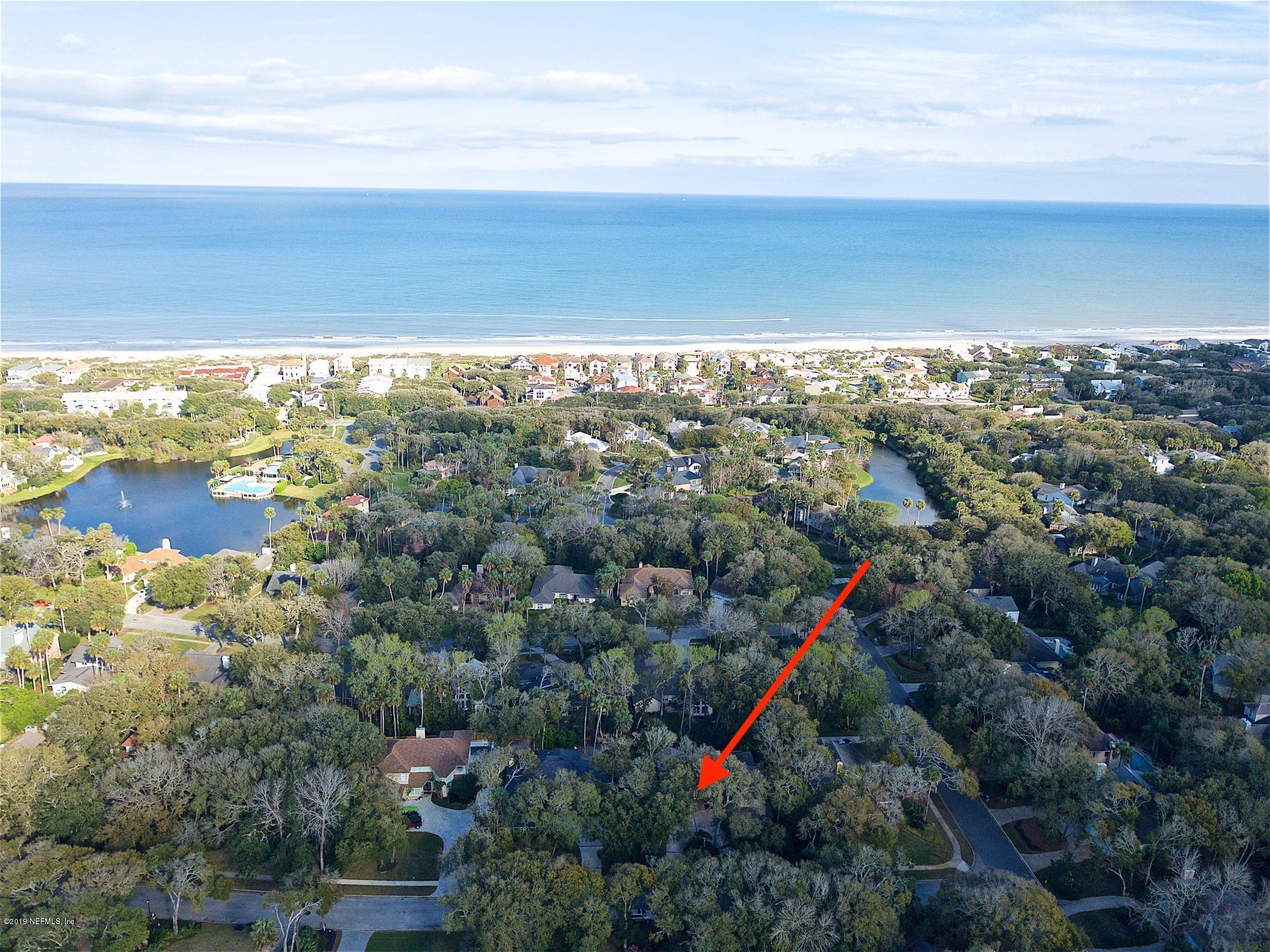 2221  BAREFOOT TRCE, Atlantic Beach in DUVAL County, FL 32233 Home for Sale