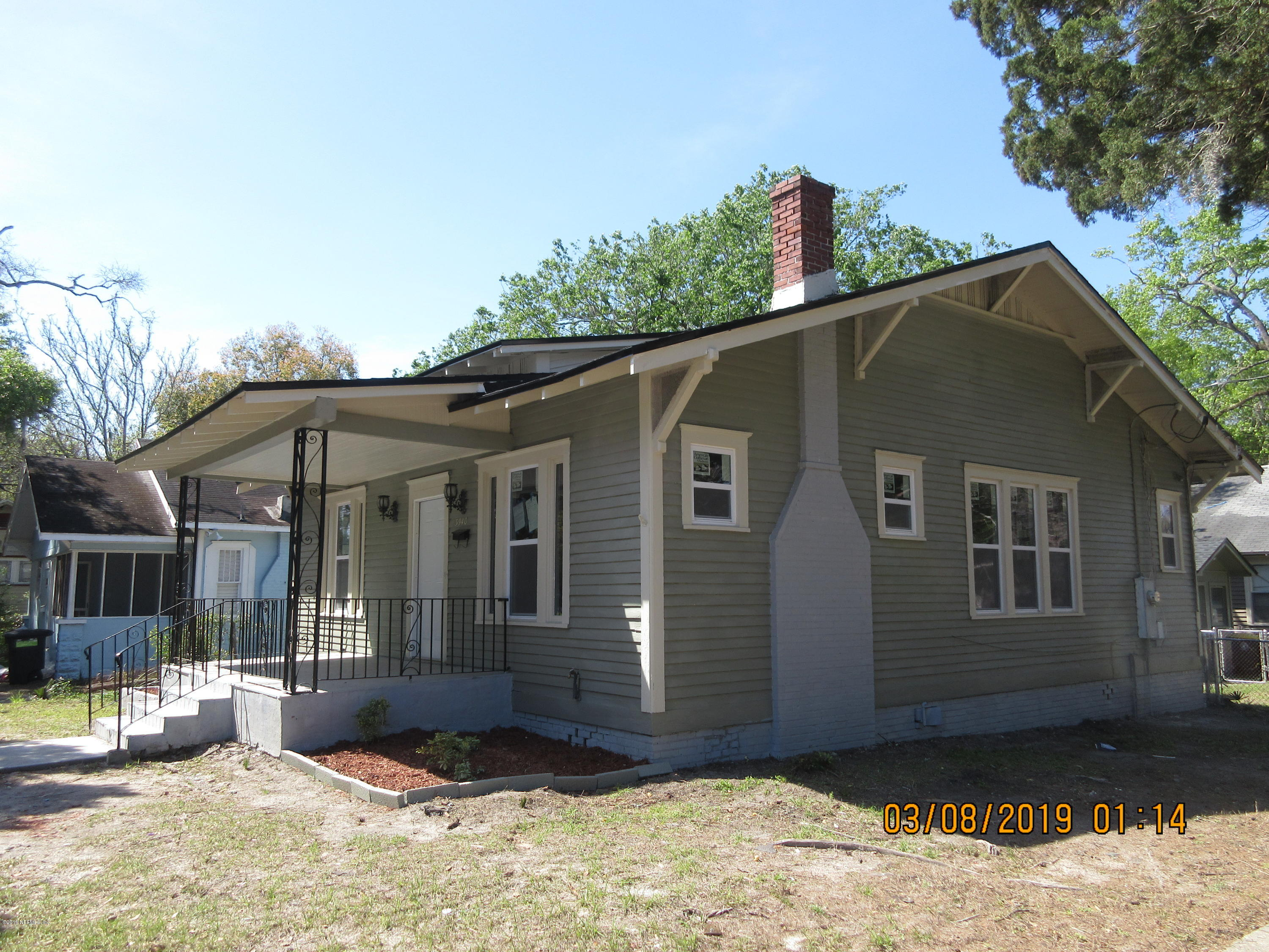 3940 PERRY ST JACKSONVILLE - 3
