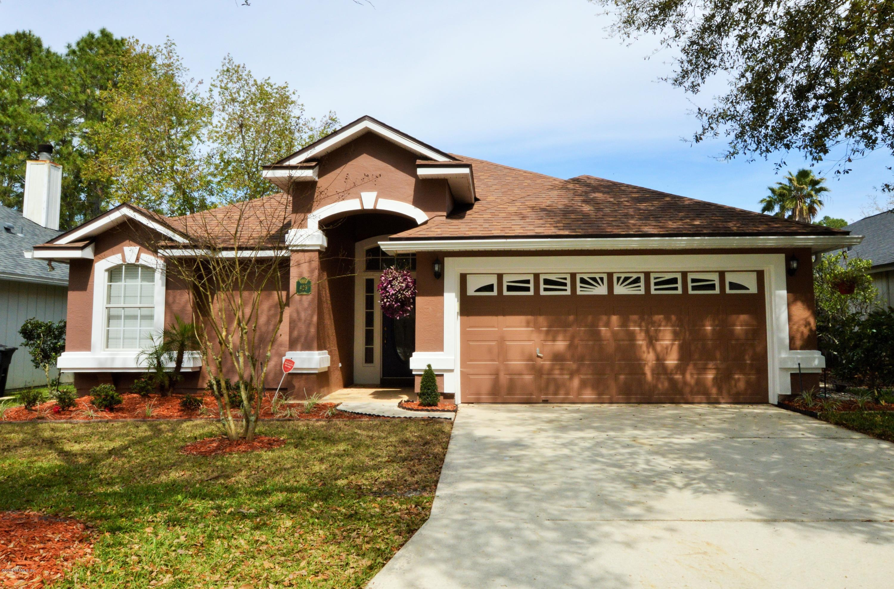 429  MORNING GLORY LN N, Julington Creek in ST. JOHNS County, FL 32259 Home for Sale