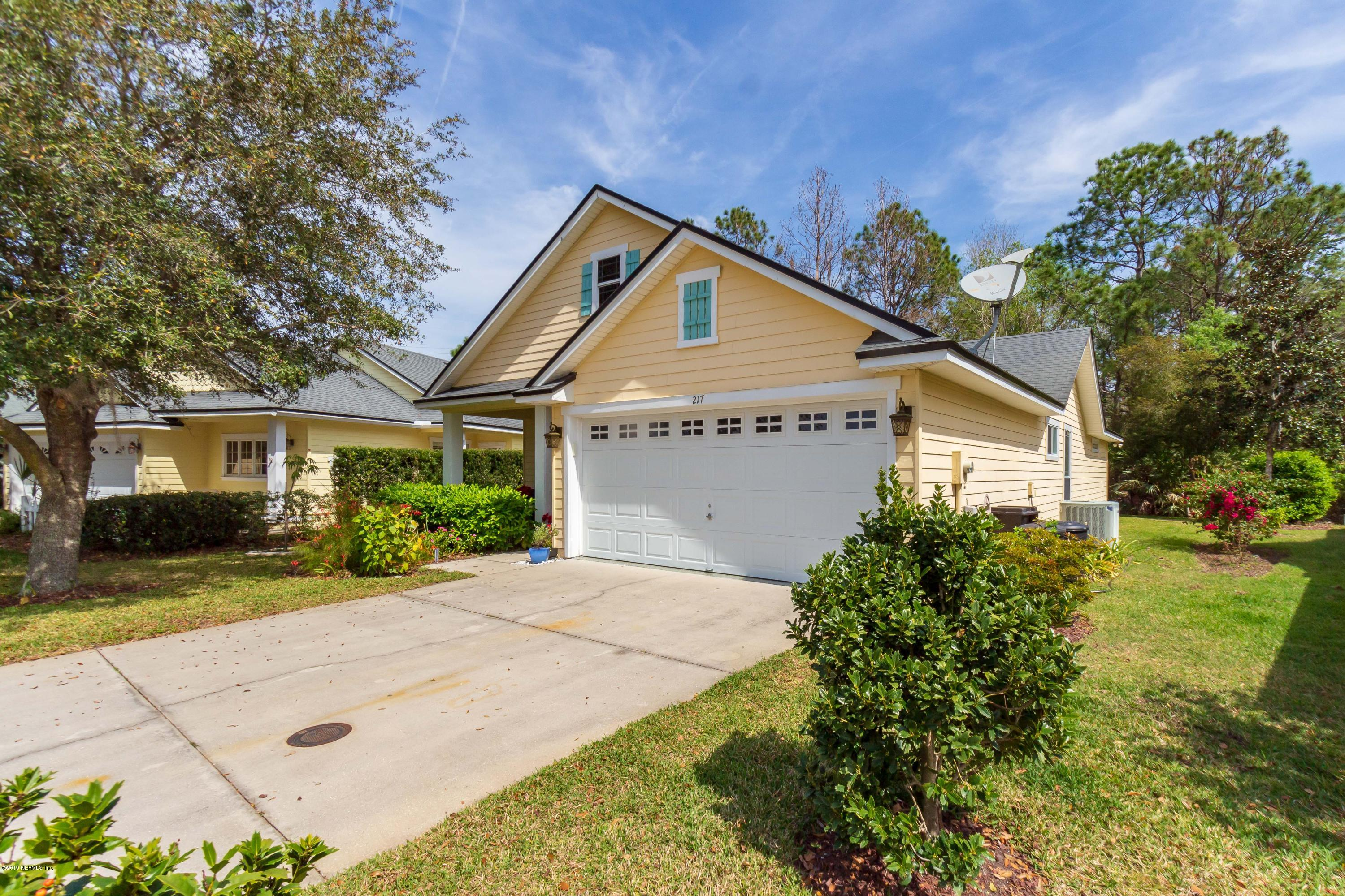 217 CHURCHILL DR ST AUGUSTINE - 32