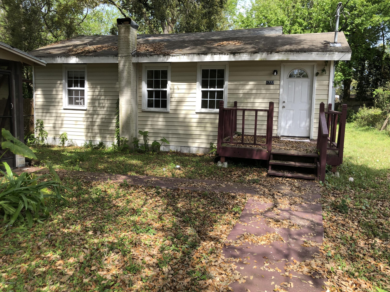 1777 CALLAHAN, JACKSONVILLE, FLORIDA 32207, 2 Bedrooms Bedrooms, ,1 BathroomBathrooms,Residential,For sale,CALLAHAN,983638