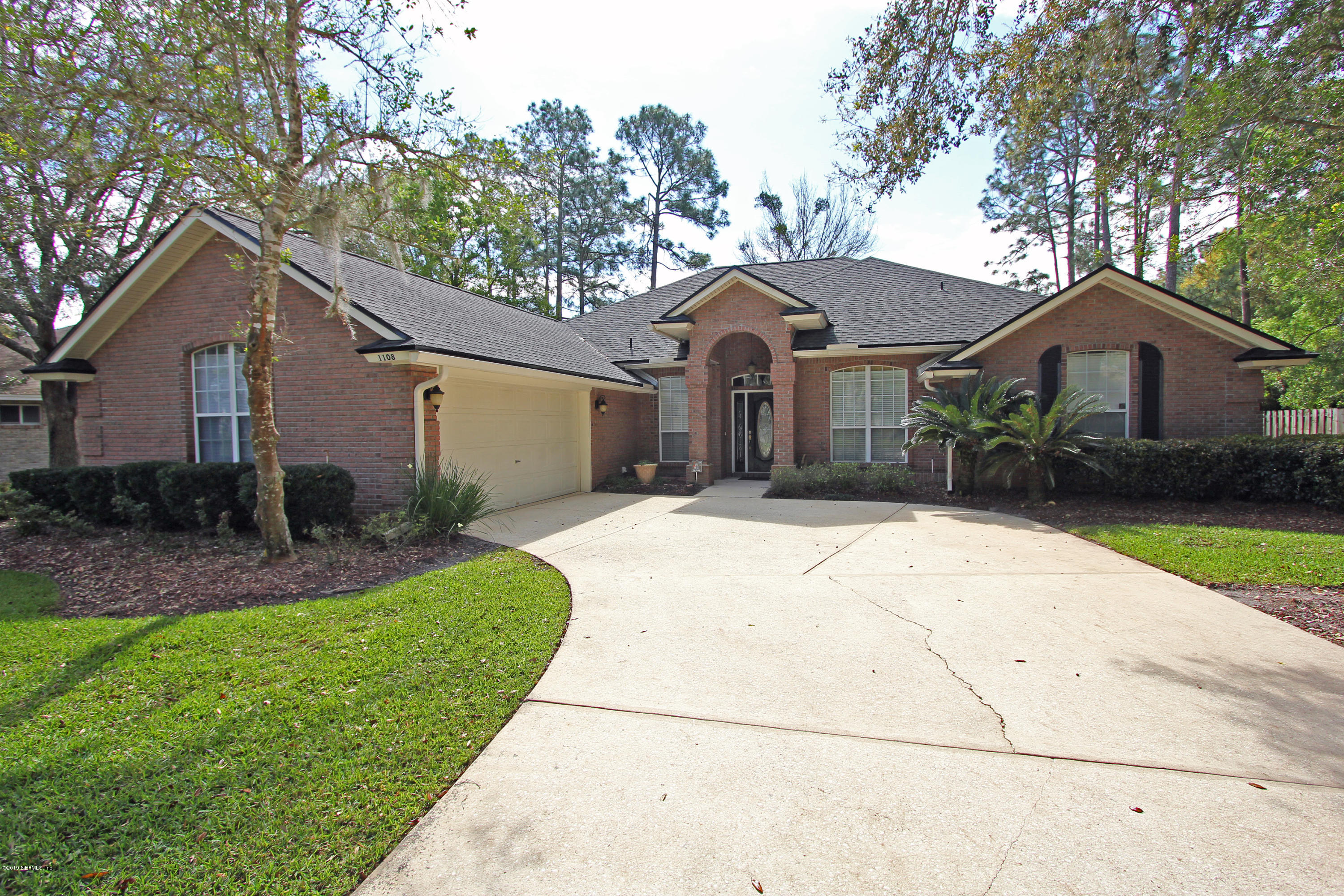 1108  LAKE PARKE DR, Julington Creek in ST. JOHNS County, FL 32259 Home for Sale
