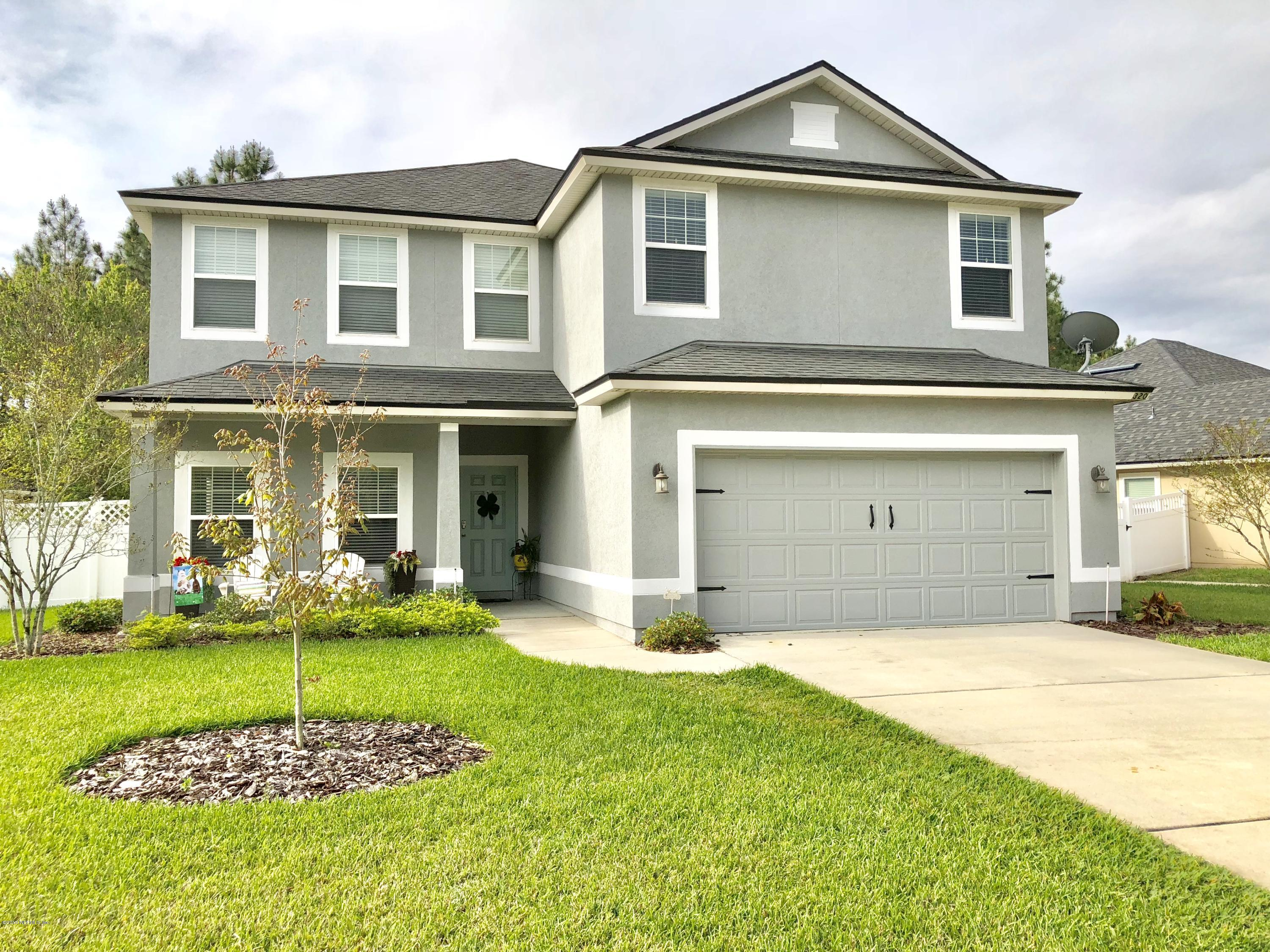 320 W ADELAIDE DR, Julington Creek in ST. JOHNS County, FL 32259 Home for Sale