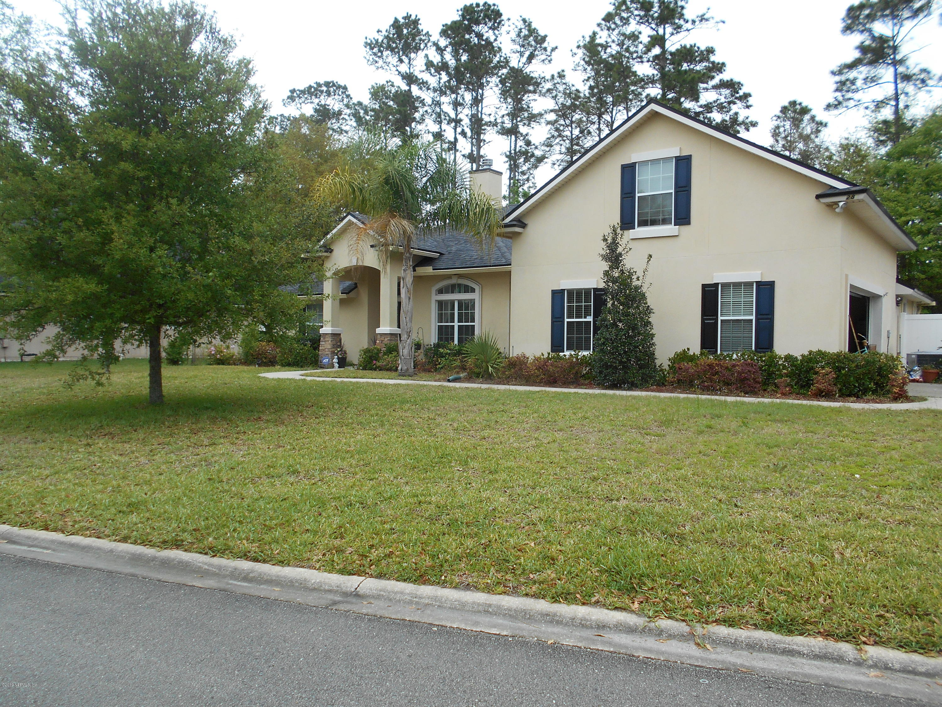 2853  PRATT PL, Julington Creek in ST. JOHNS County, FL 32259 Home for Sale