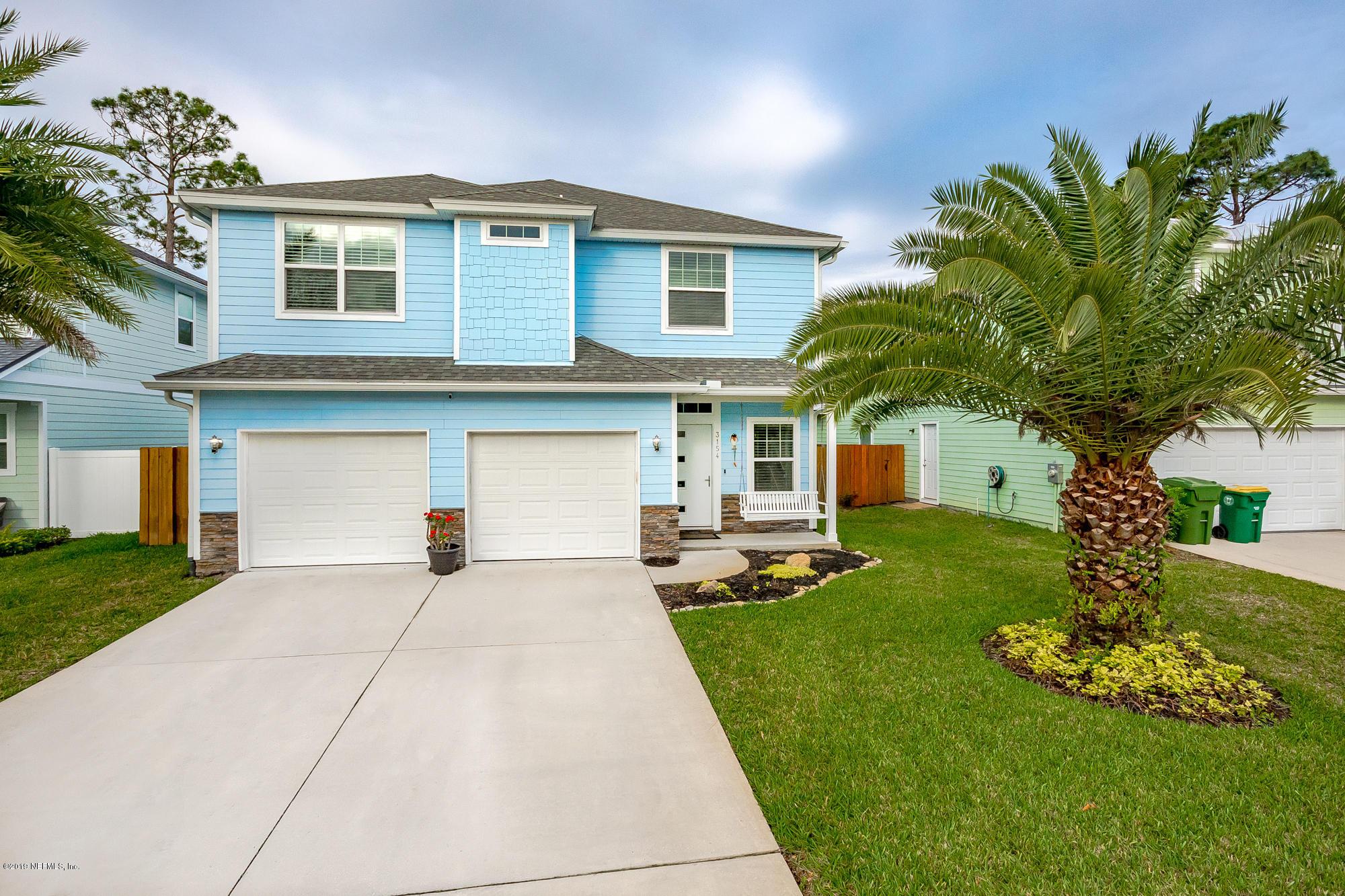 3154  HORN CT, Jacksonville Beach, Florida