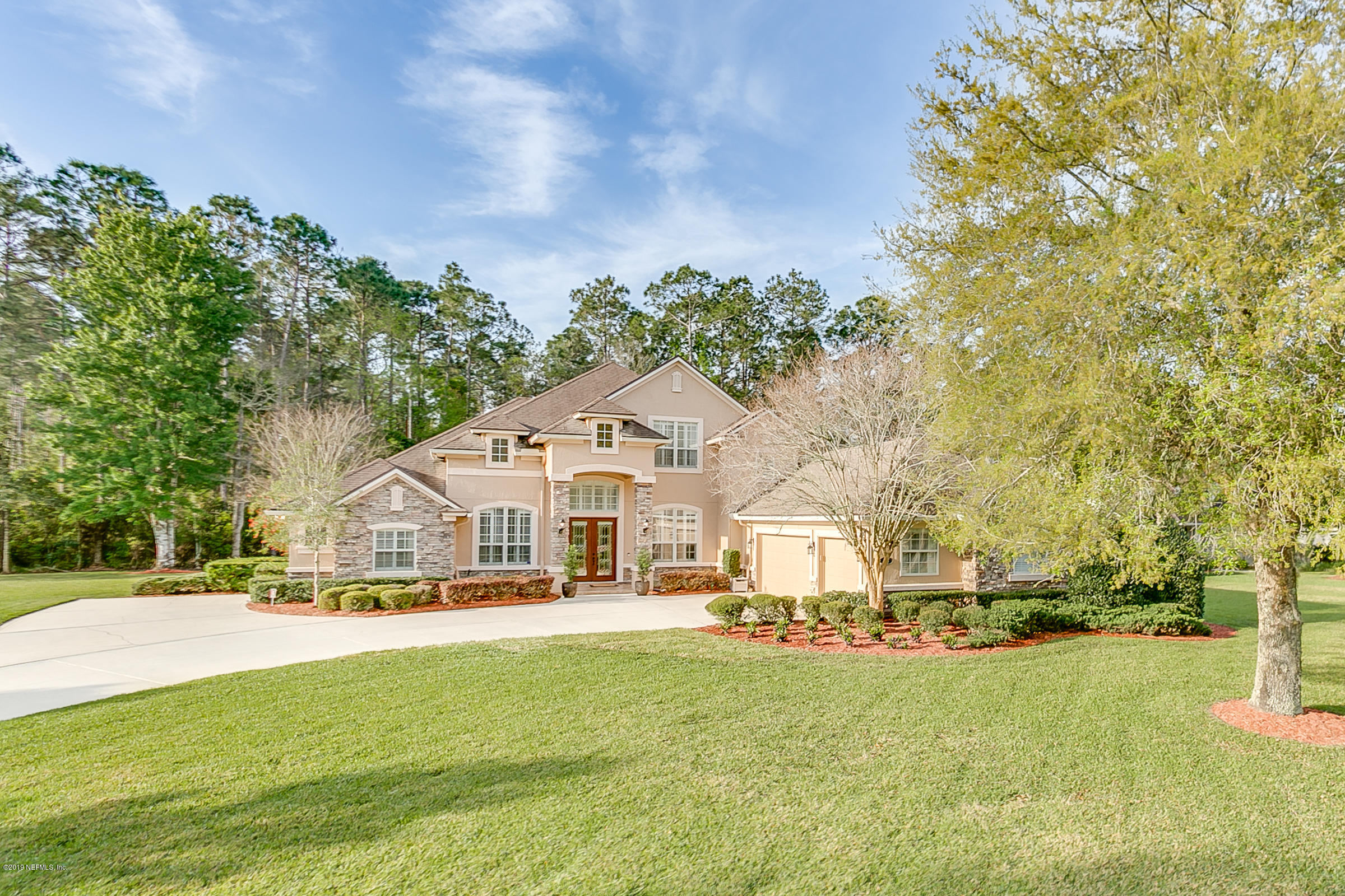 One of Jacksonville 6 Bedroom Homes for Sale at 213 S LOMBARDY LOOP