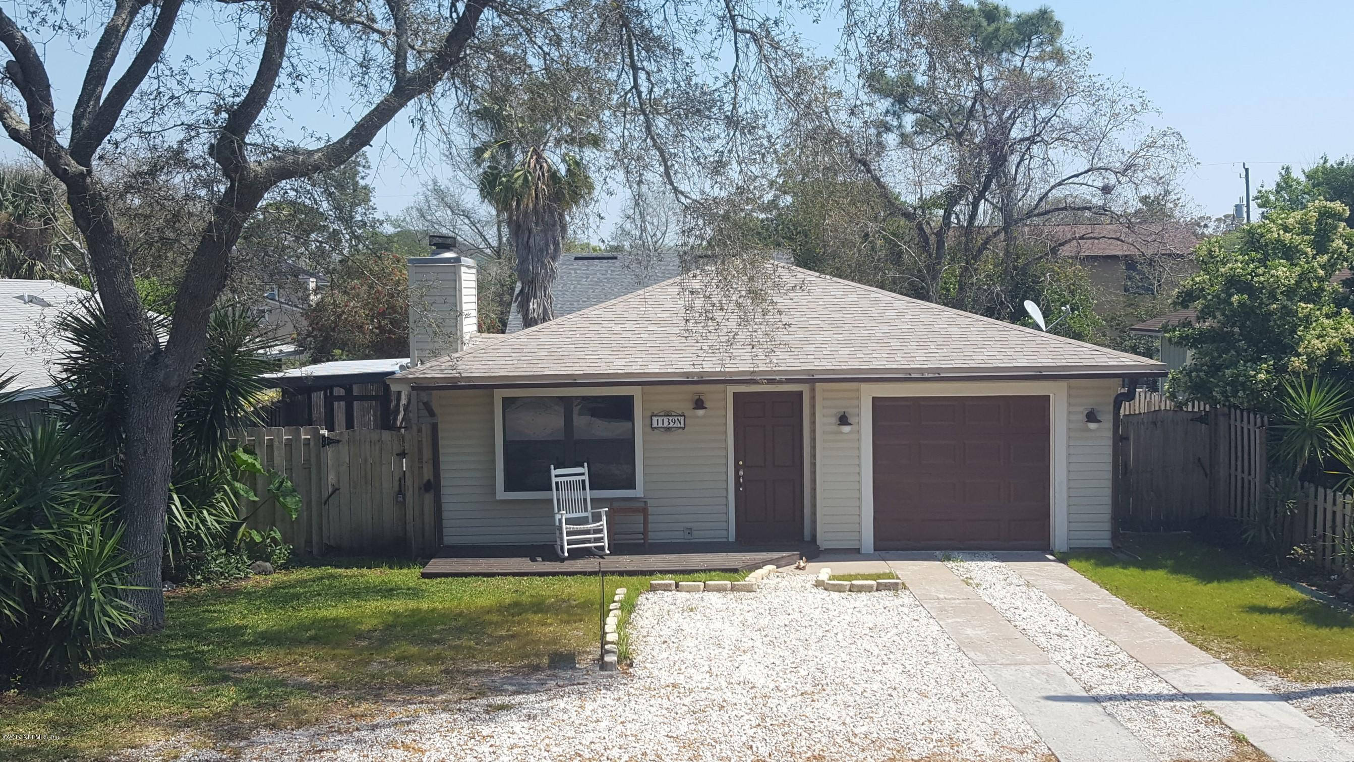 1139  13TH ST N, Jacksonville Beach, Florida