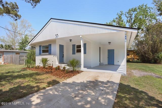 459  SKATE RD, Atlantic Beach in DUVAL County, FL 32233 Home for Sale