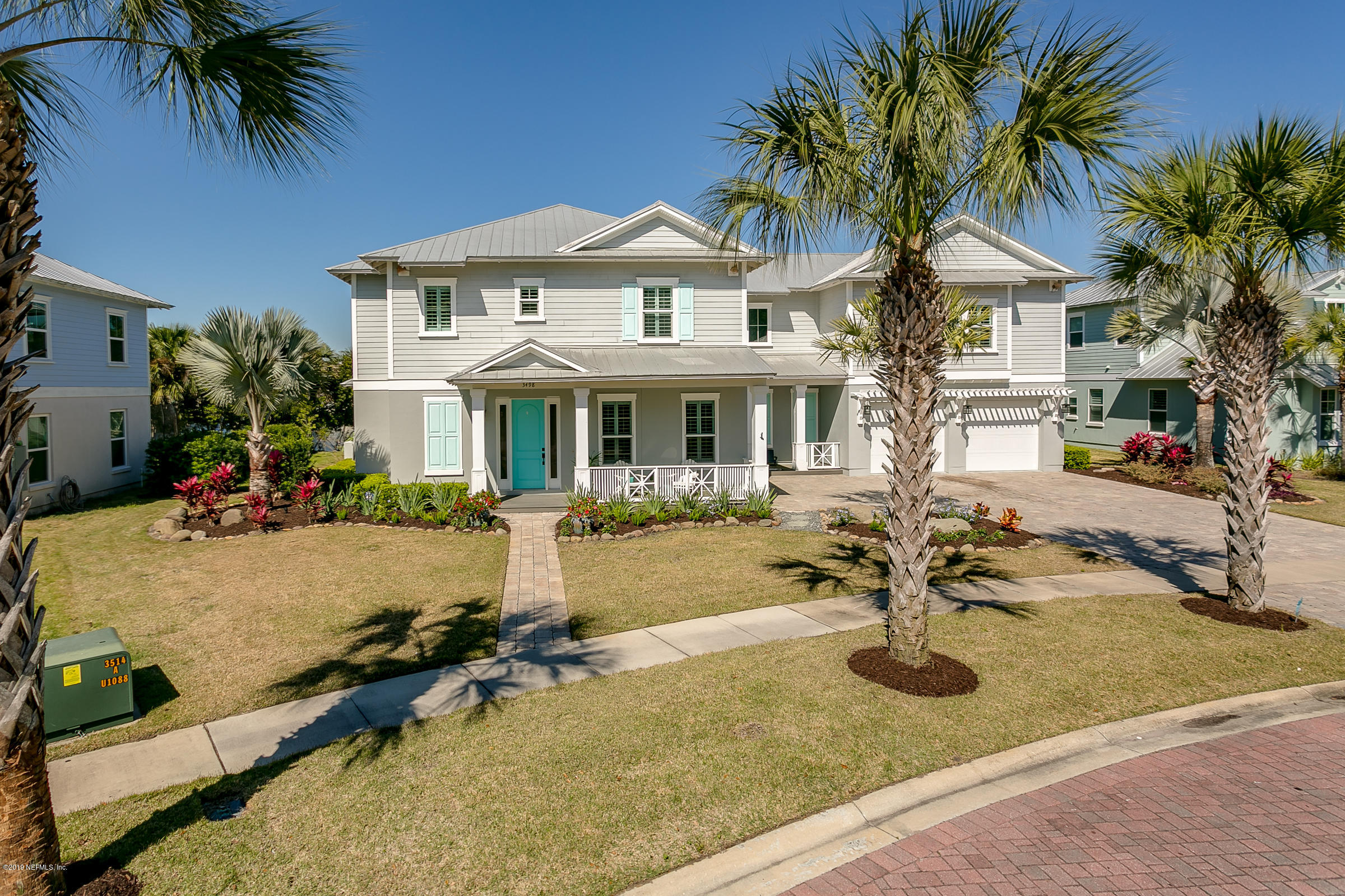 3498  SNOWY EGRET WAY, Jacksonville Beach, Florida