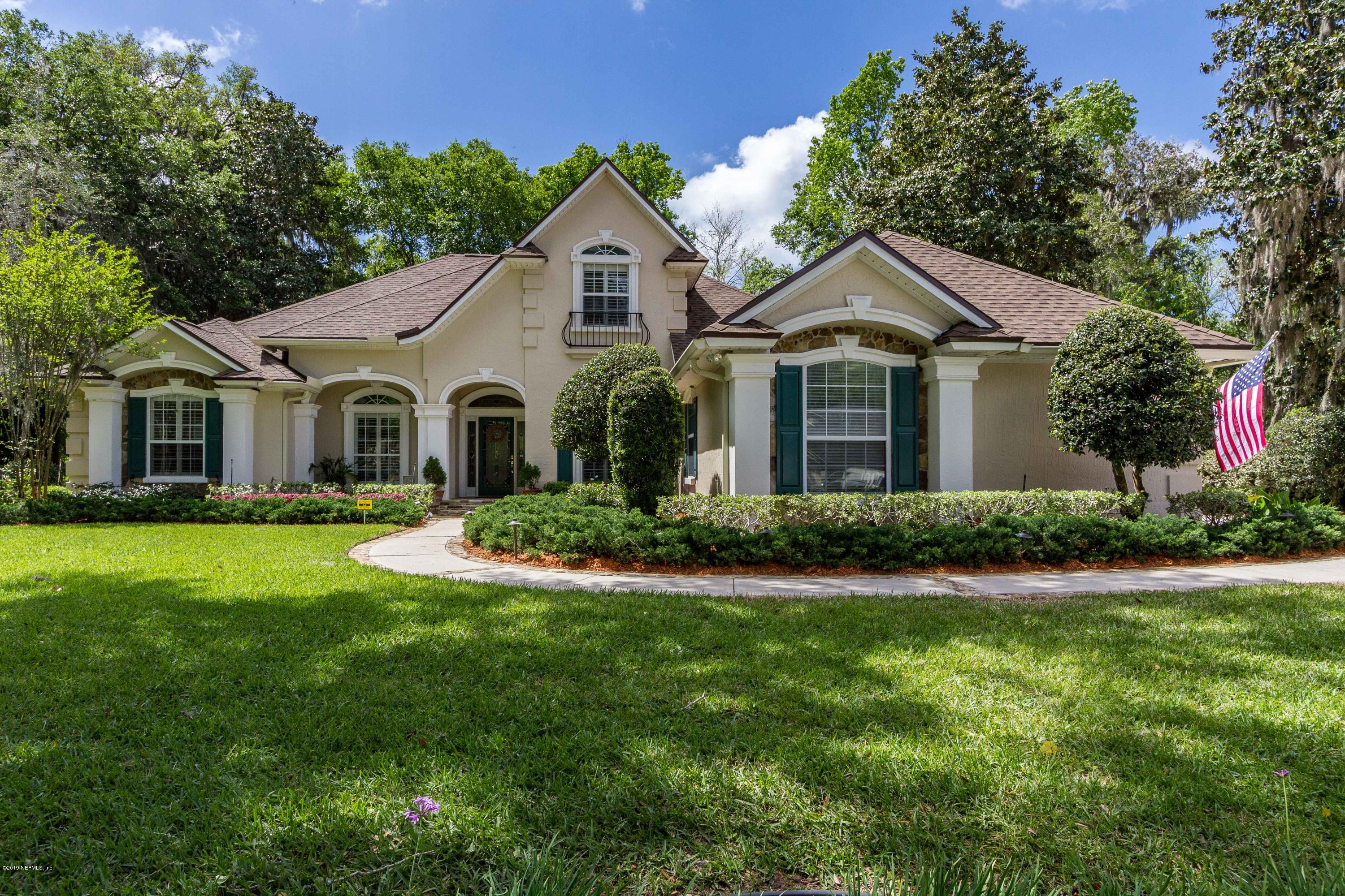 1190  CUNNINGHAM CREEK DR, one of homes for sale in Jacksonville