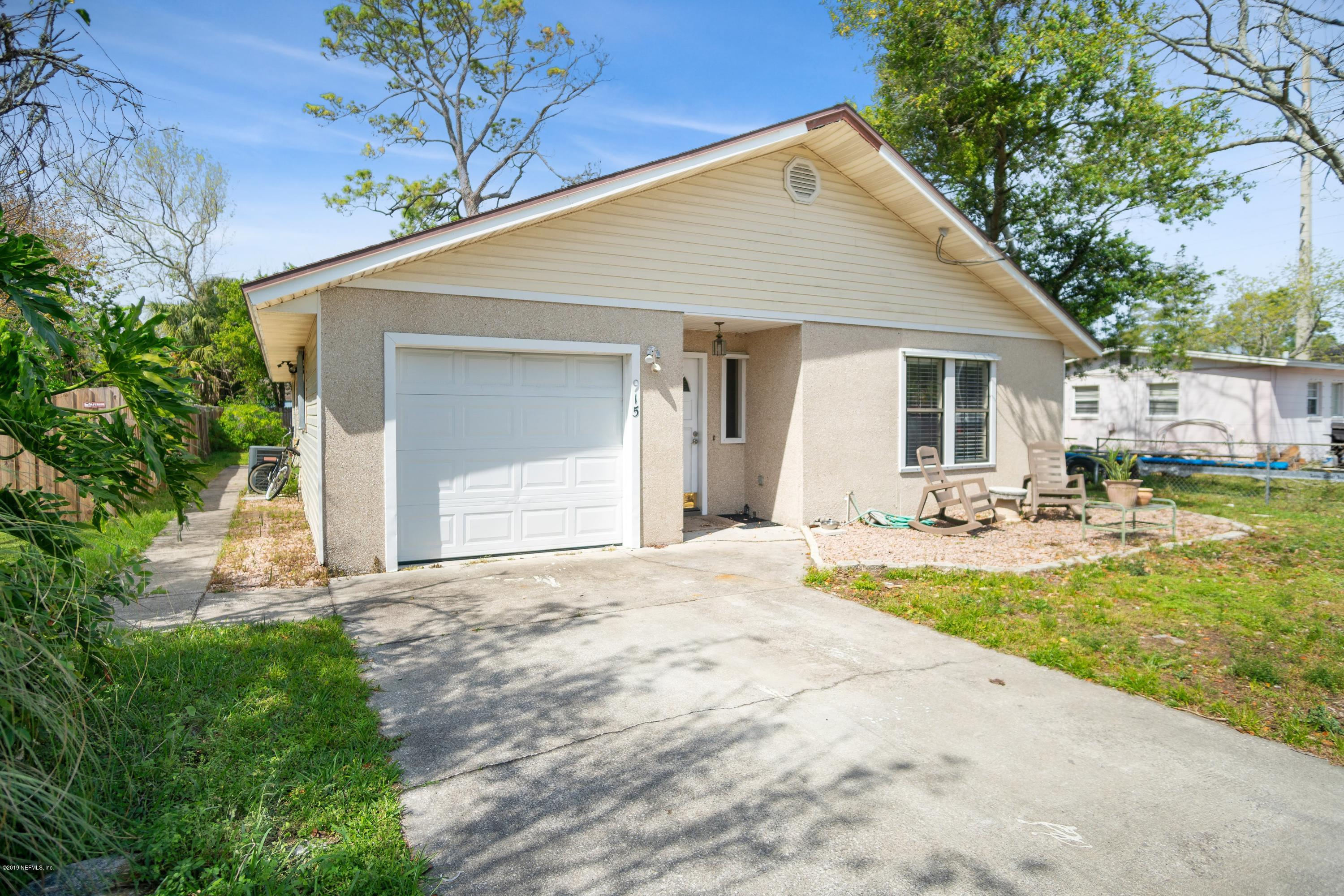 One of Jacksonville Beach 3 Bedroom Homes for Sale at 915  14TH AVE S