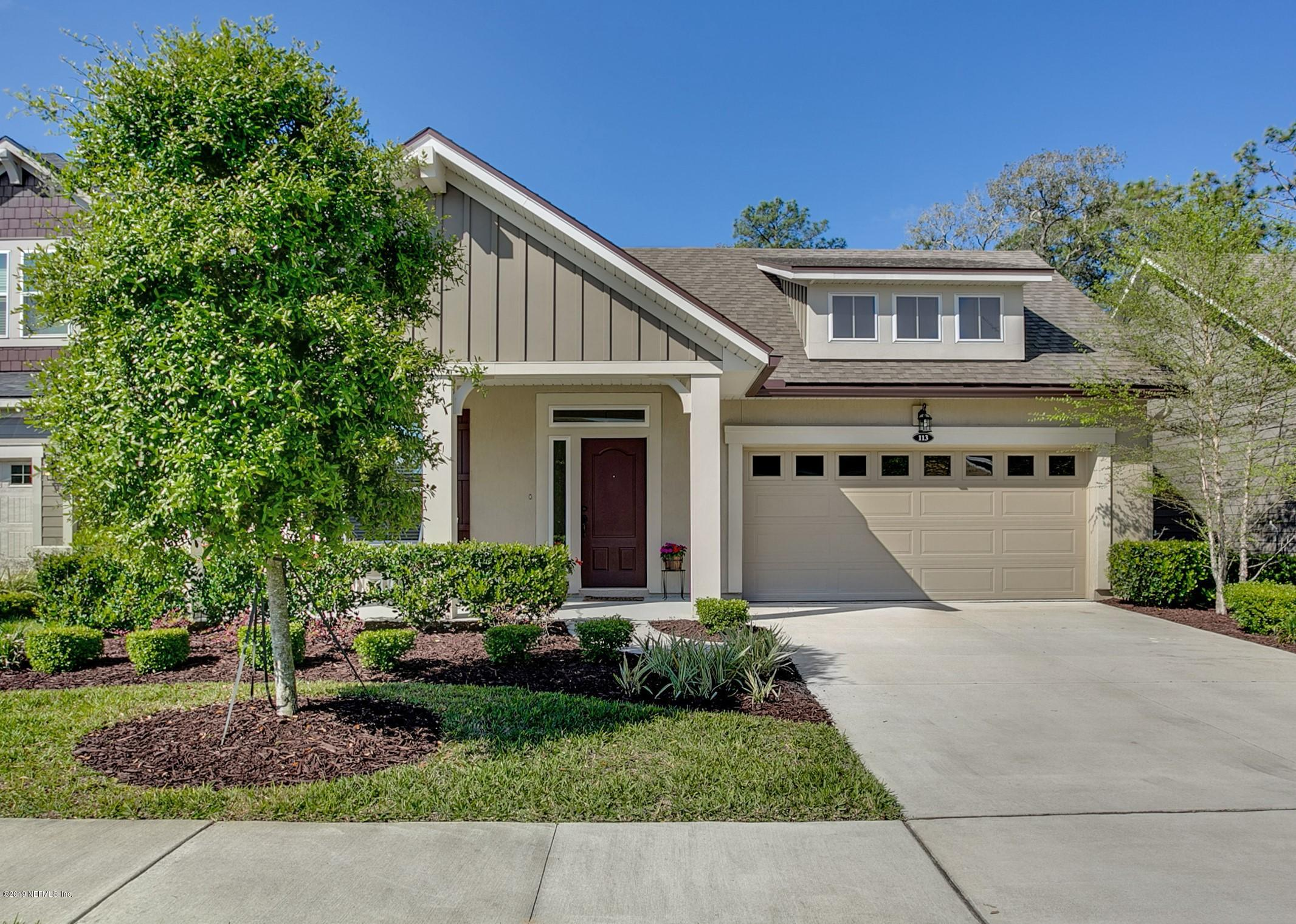 113  LONE EAGLE WAY, Ponte Vedra, Florida