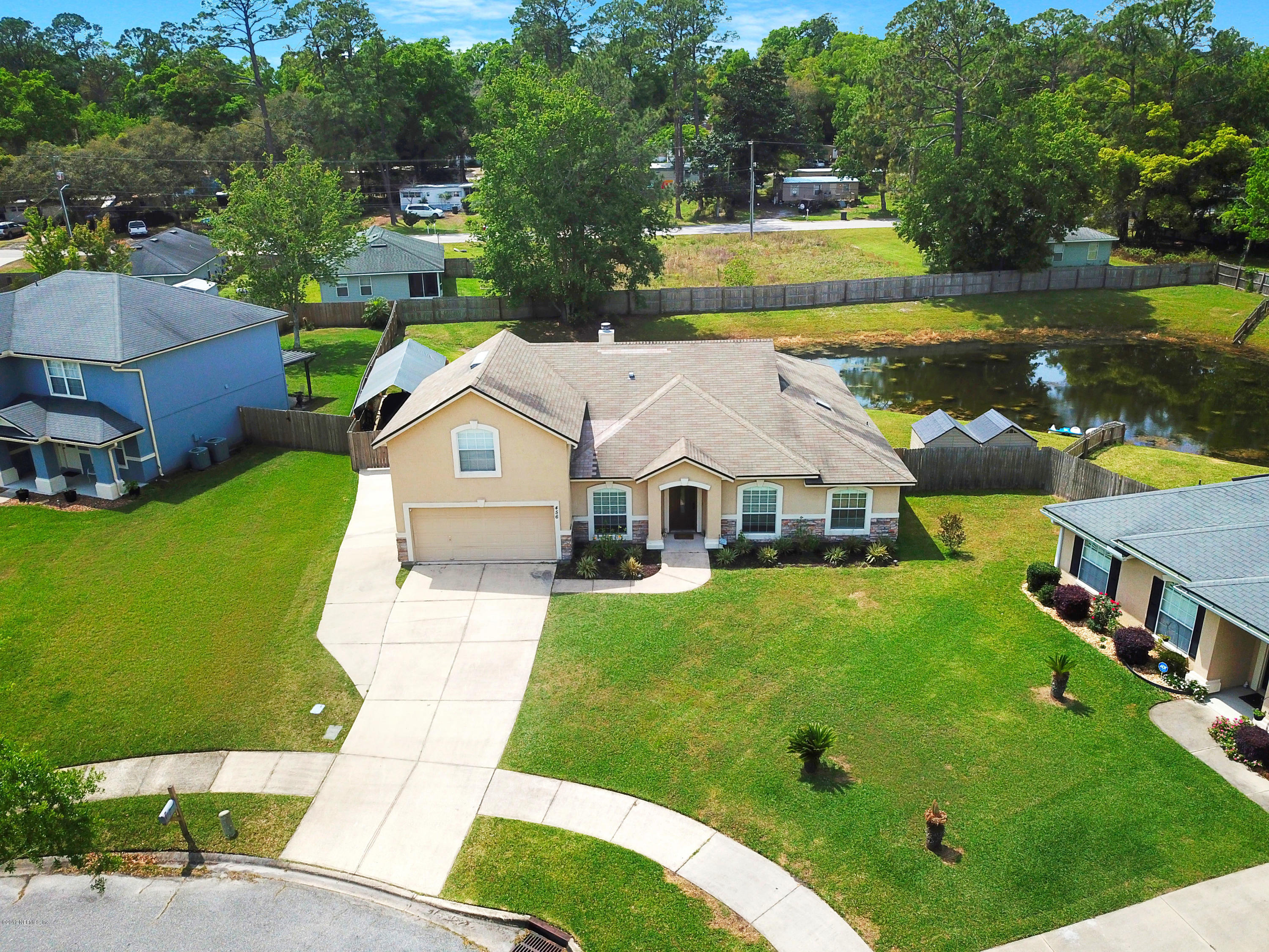 Photo of 456 BRENTWOOD, GREEN COVE SPRINGS, FL 32043