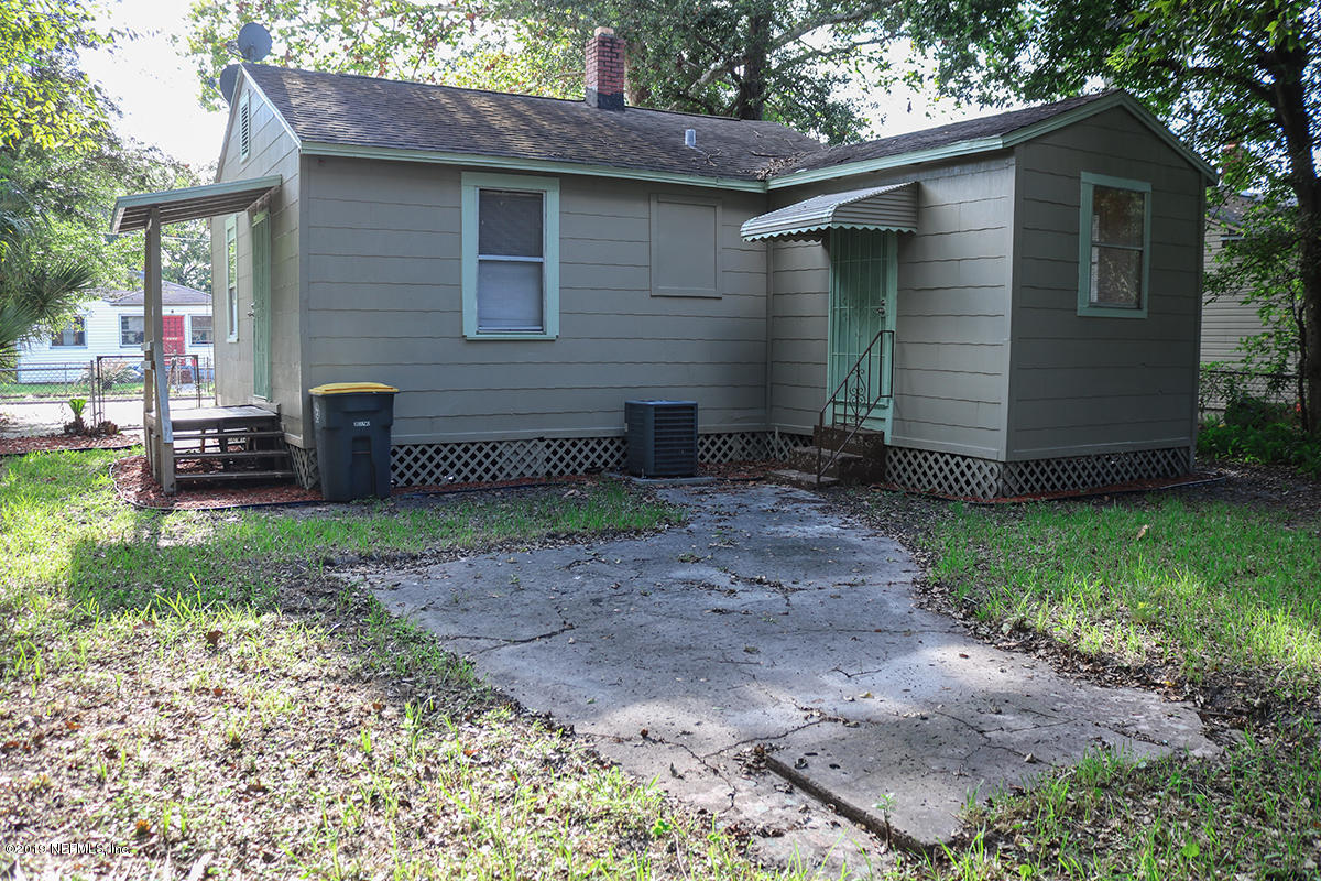 2333 WOODLAND, JACKSONVILLE, FLORIDA 32209, 2 Bedrooms Bedrooms, ,1 BathroomBathrooms,Residential,For sale,WOODLAND,988715