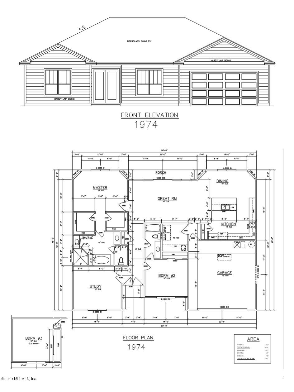 7160 PALM RESERVE, JACKSONVILLE, FLORIDA 32222, 3 Bedrooms Bedrooms, ,2 BathroomsBathrooms,Residential,For sale,PALM RESERVE,988884
