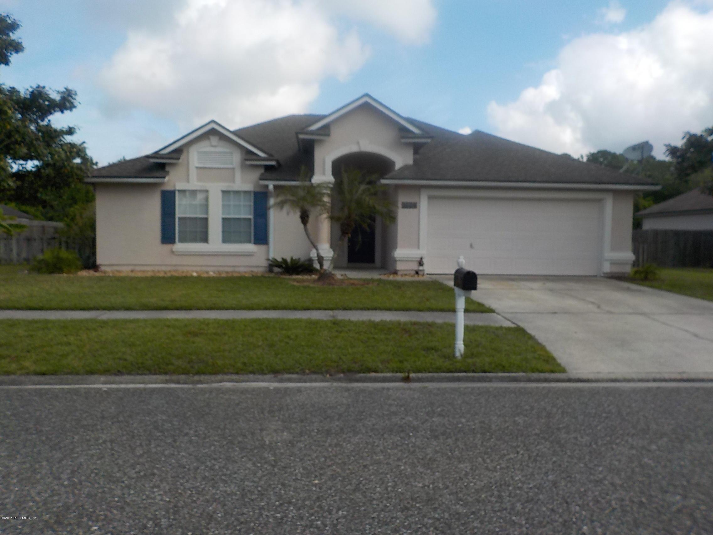 1624  HAMPTON PL, Fleming Island, Florida