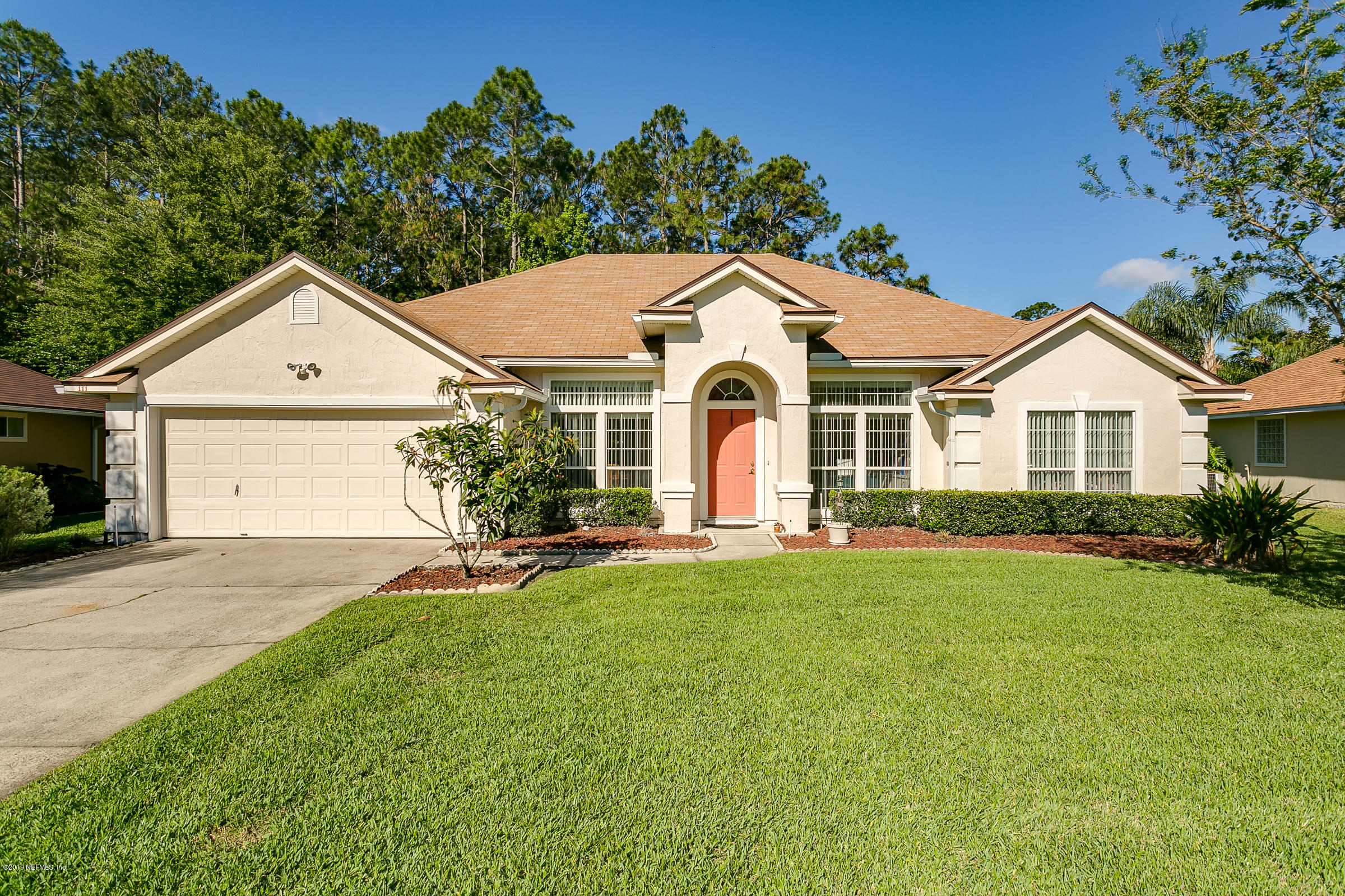111  ELMWOOD DR, Saint Johns in ST. JOHNS County, FL 32259 Home for Sale