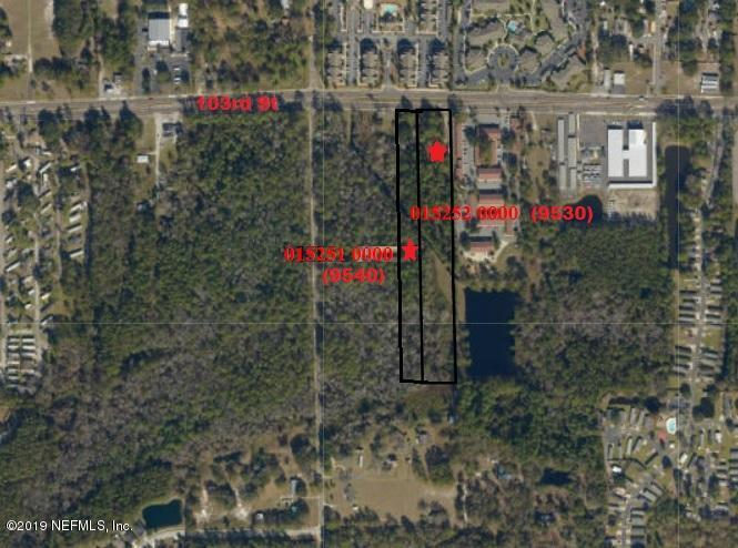 9530 103RD, JACKSONVILLE, FLORIDA 32210, ,Vacant land,For sale,103RD,989824