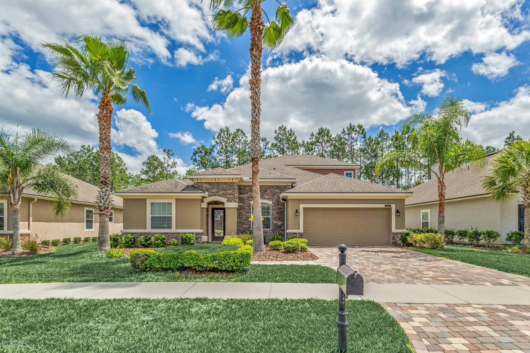 384 WILLOW WINDS PKWY ST JOHNS - 1