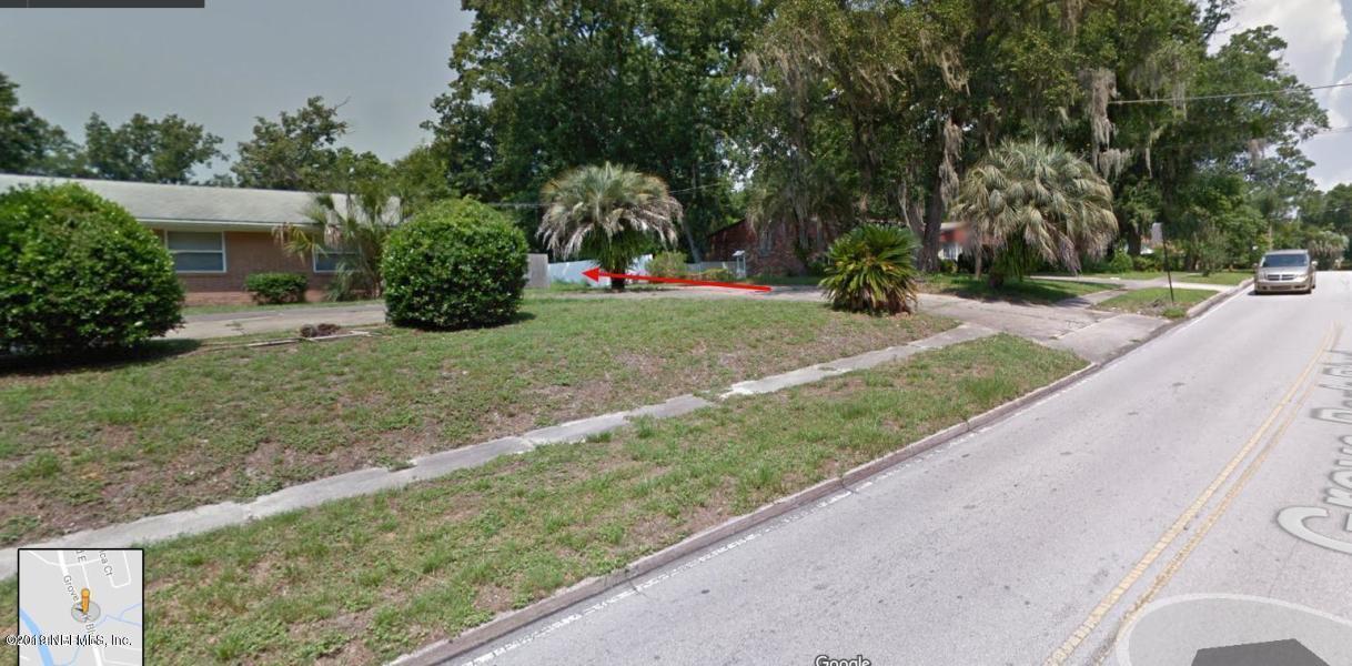 000 GROVE PARK, JACKSONVILLE, FLORIDA 32216, ,Vacant land,For sale,GROVE PARK,991998